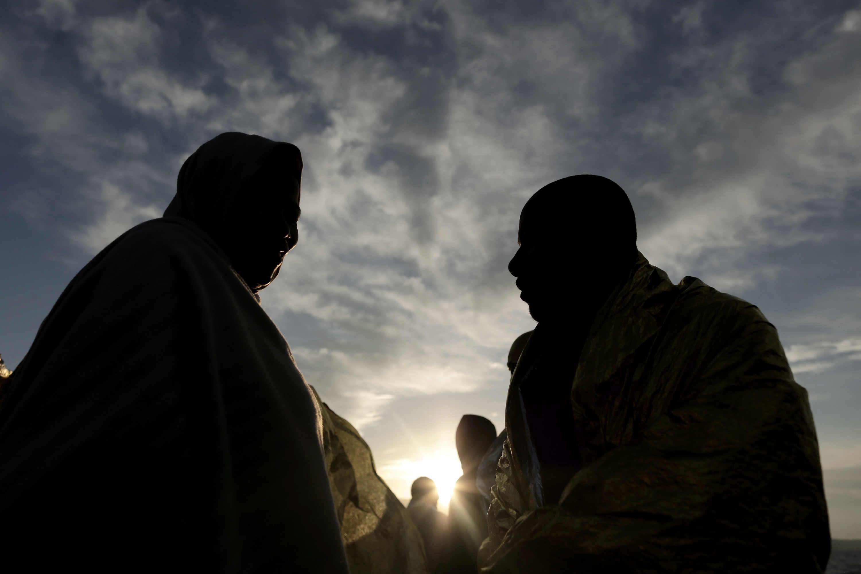 Guarda costeira marroquina resgata 53 migrantes na costa norte