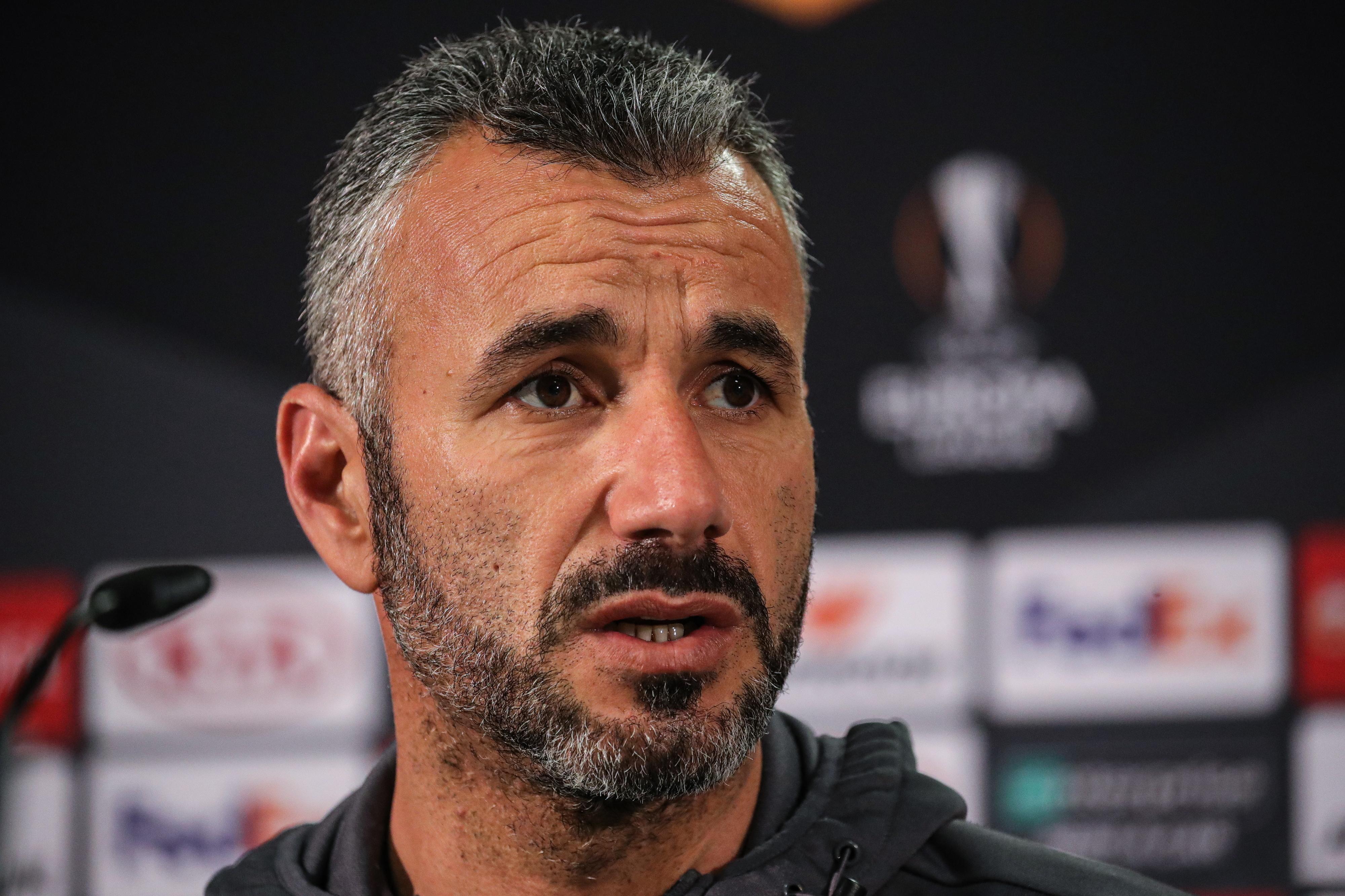 """Ivo Vieira quer Vitória de Guimarães """"motivado"""", mas em """"alerta"""" frente ao Gil"""