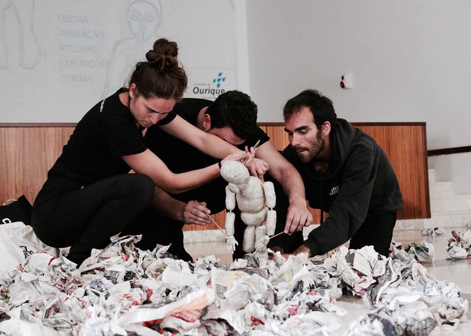 Artistas criam espetáculos para festival de artes performativas no Alentejo
