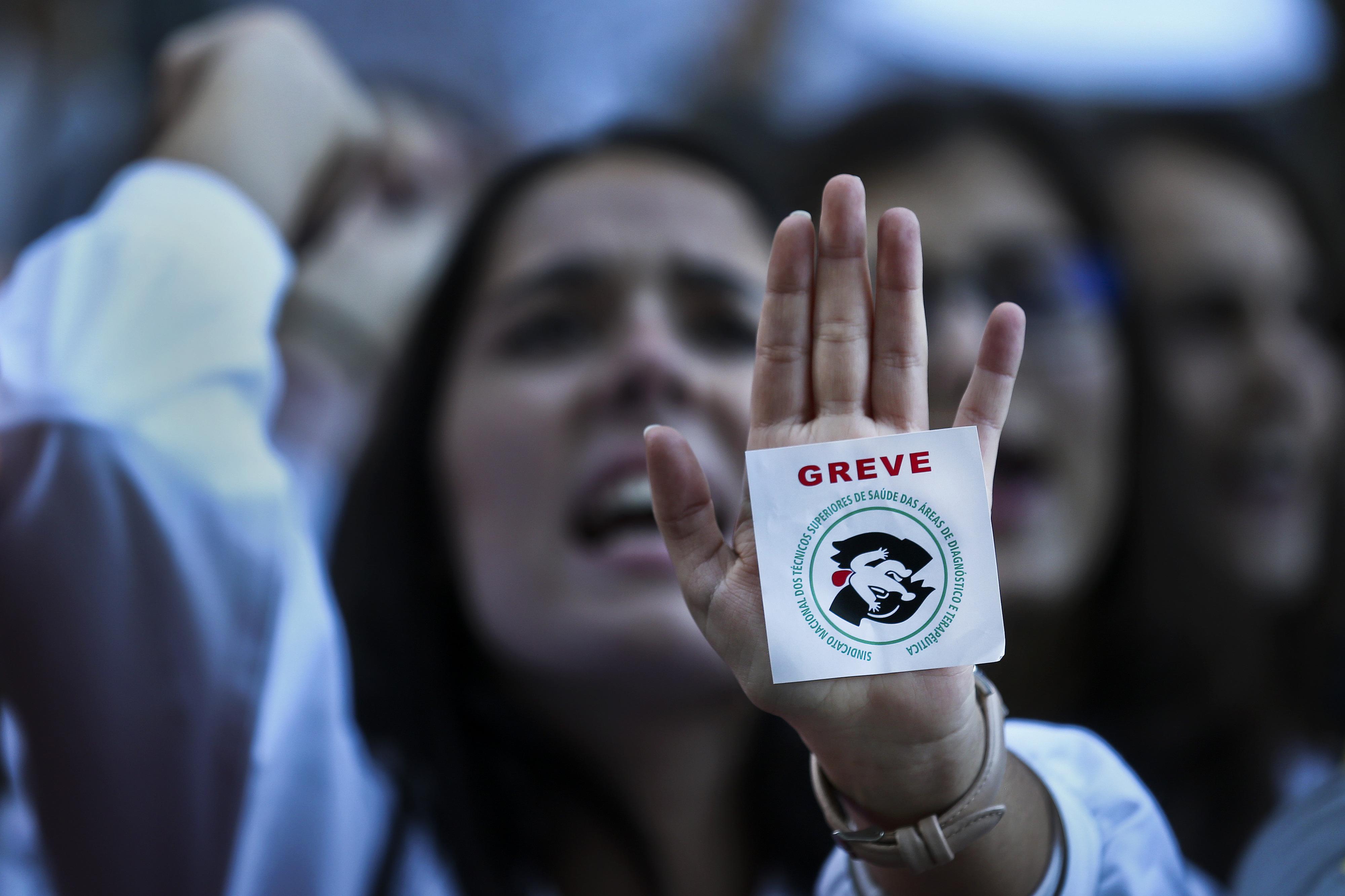 Técnicos de diagnóstico em greve por tempo indeterminado a partir de amanhã
