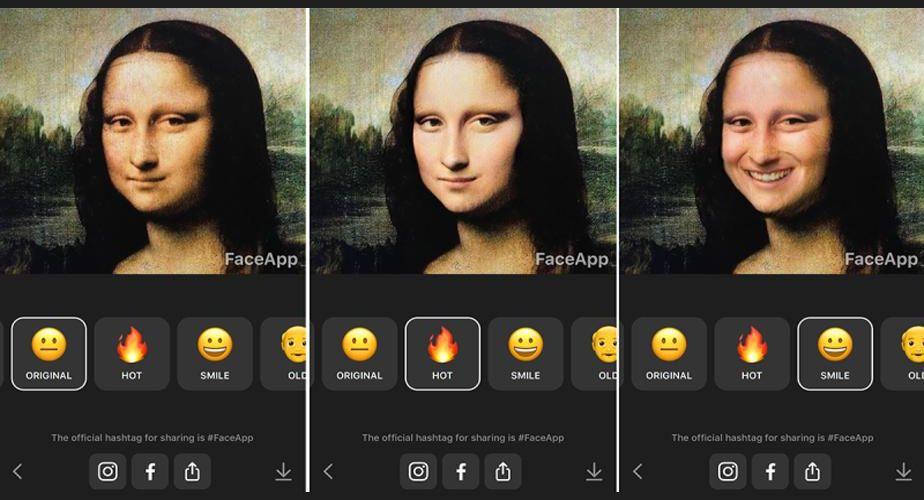 FaceApp usa redes neurais e consegue pôr qualquer um a rir. E a mudar de sexo também