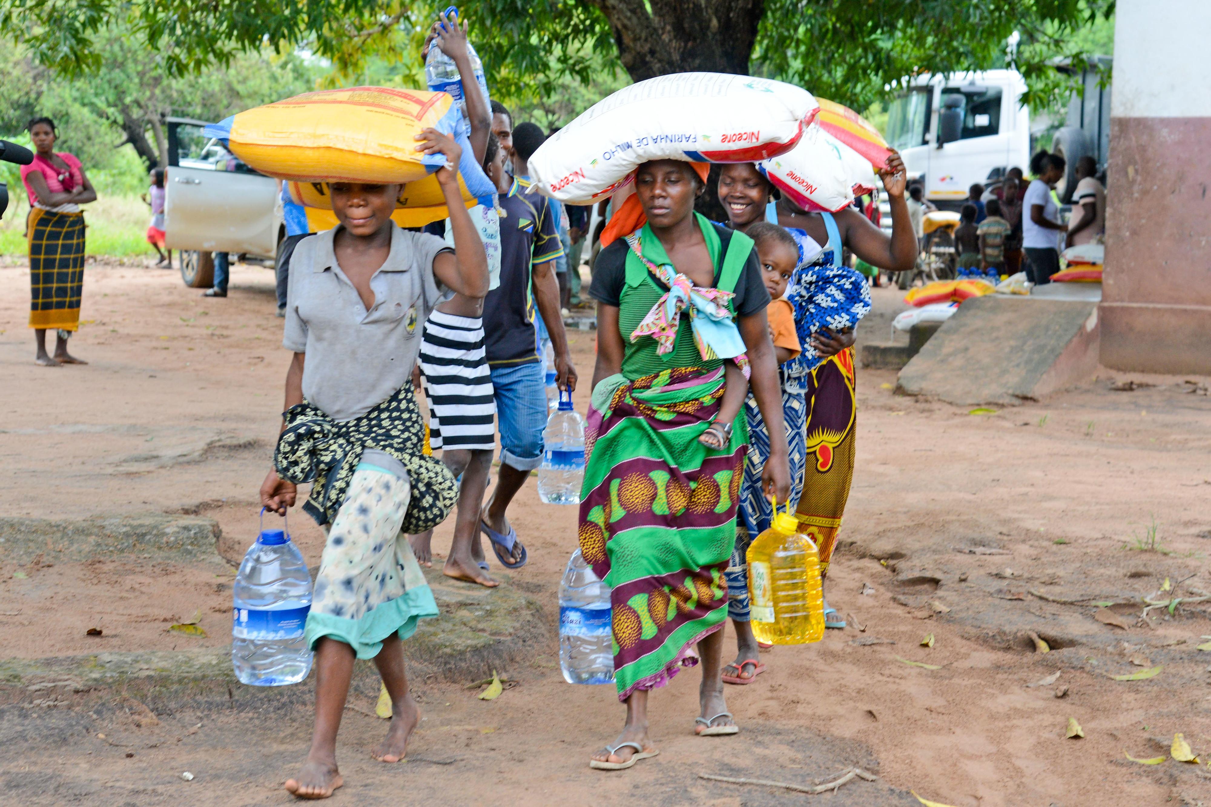 Programa Mundial para a Alimentação e Unicef apoiam 100 mil pessoas afetadas pelo Idai