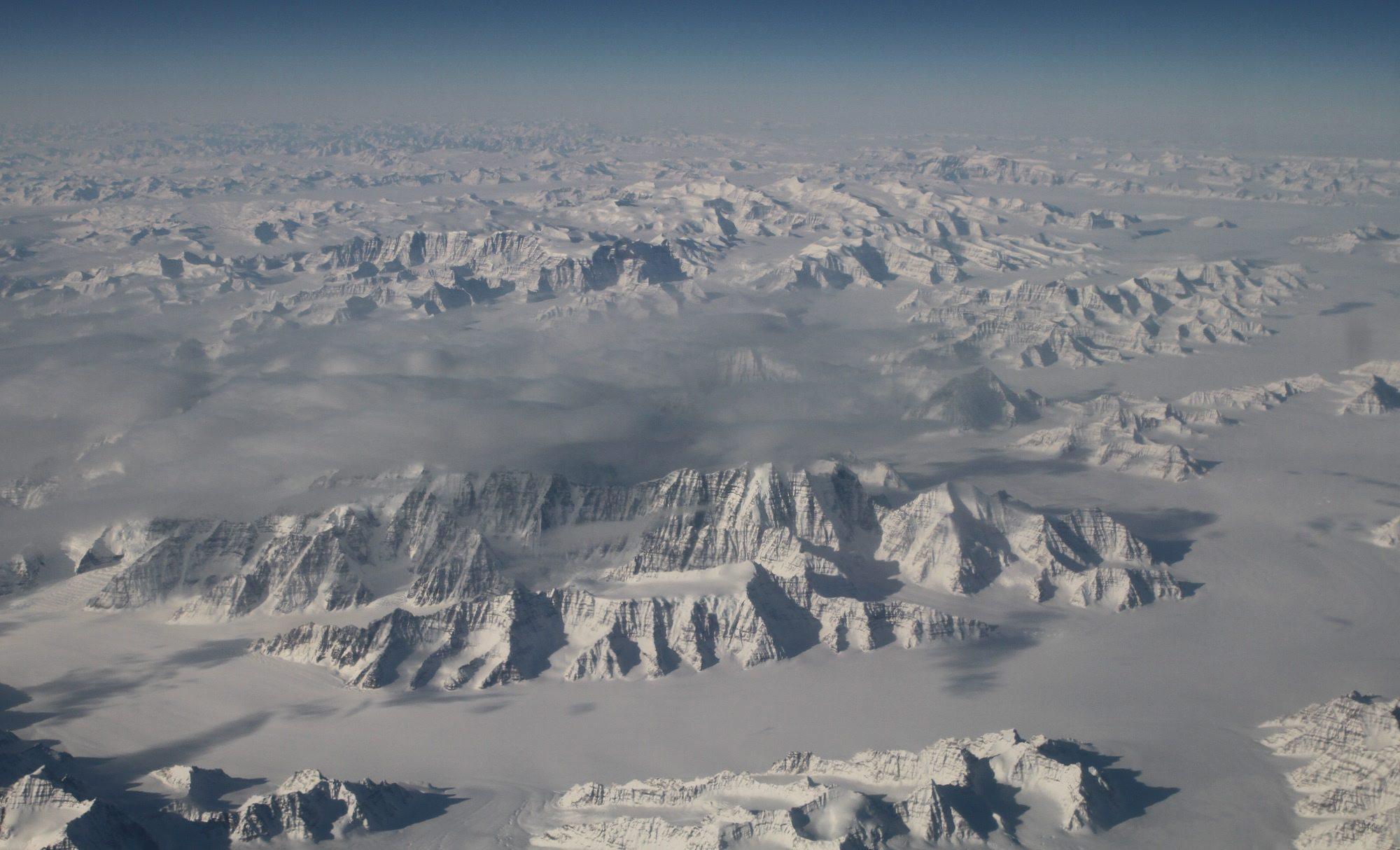 Oceanos retardam aquecimento de águas da Antártida - estudo
