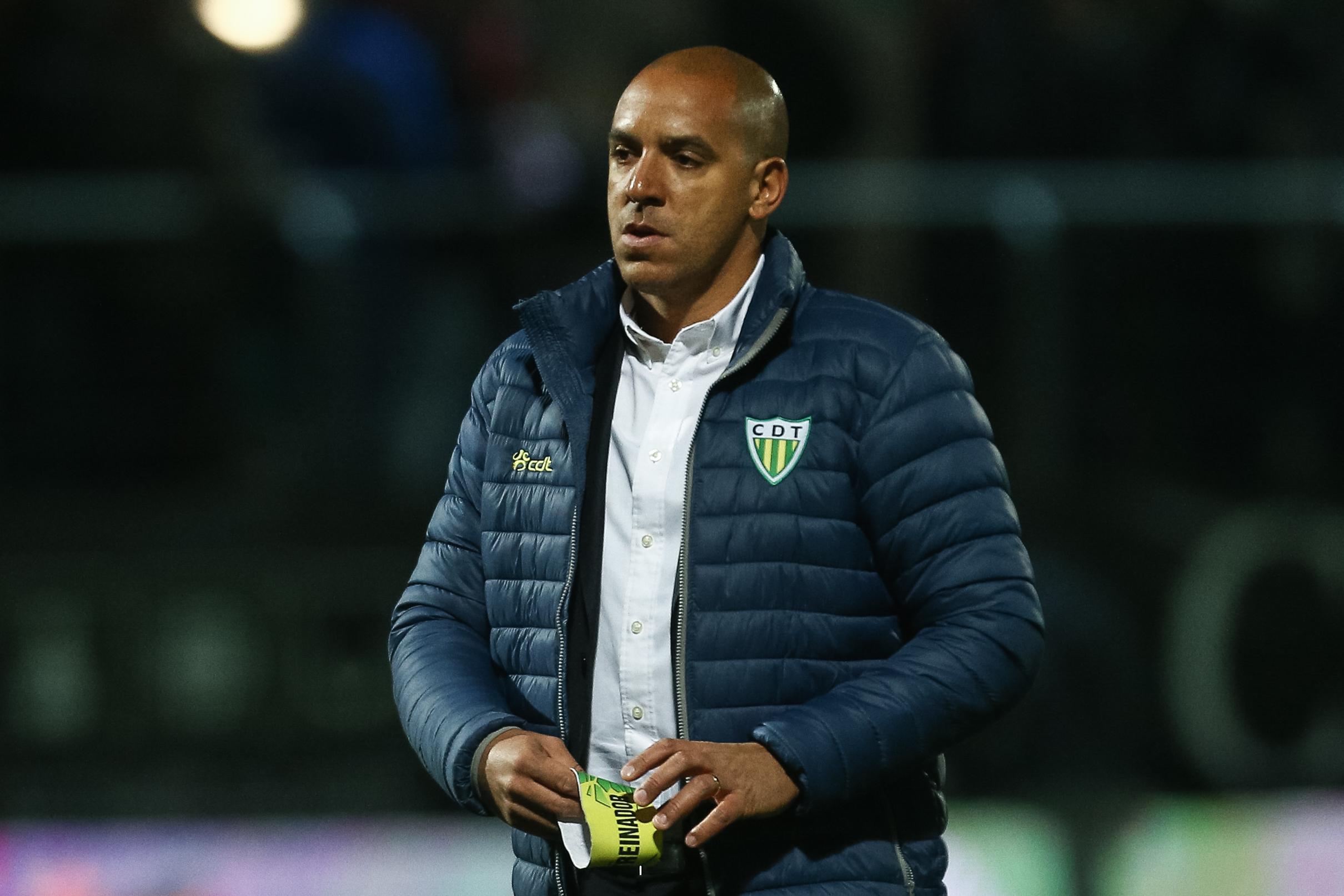 """Tondela não vai ficar à espera dos """"deuses do futebol"""" no jogo com FC Porto - Pepa"""