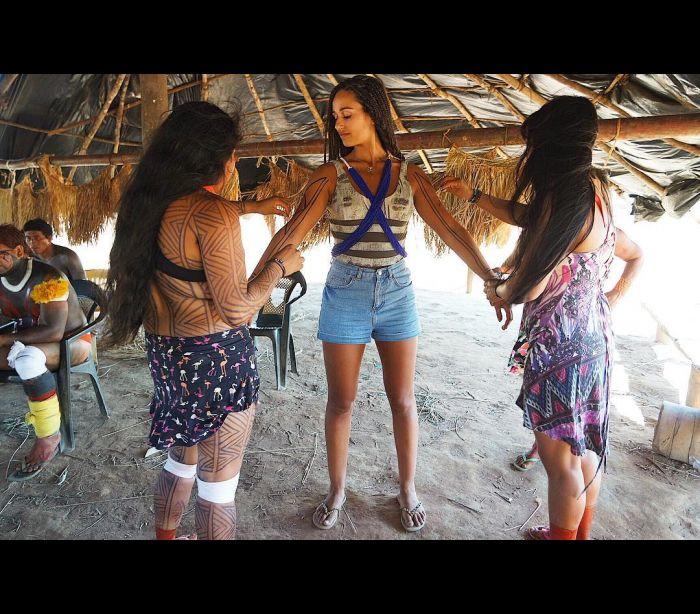 Rita Pereira: A aventura pela Amazónia continua