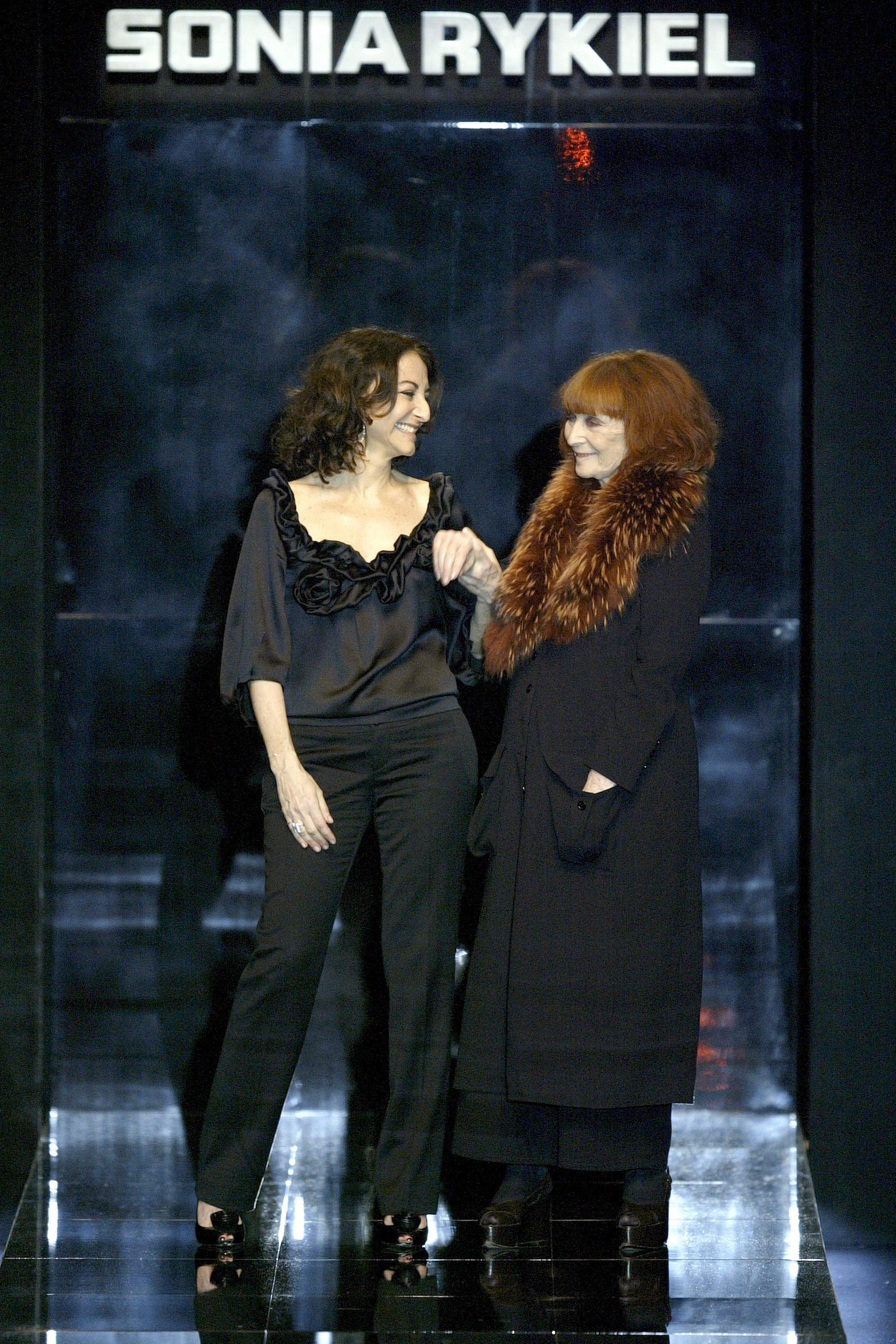 Morreu estilista francesa Sonia Rykiel