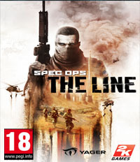 Spec Ops: The Line cover