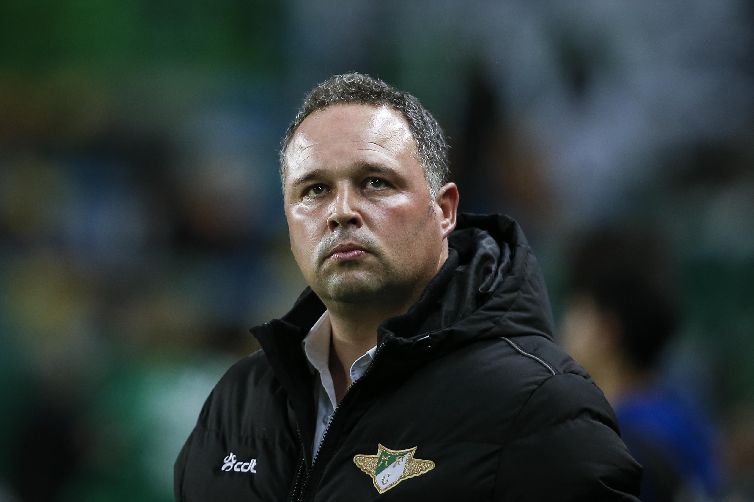 """Treinador do Moreirense promete equipa """"com atitude"""" para receção ao Belenenses"""