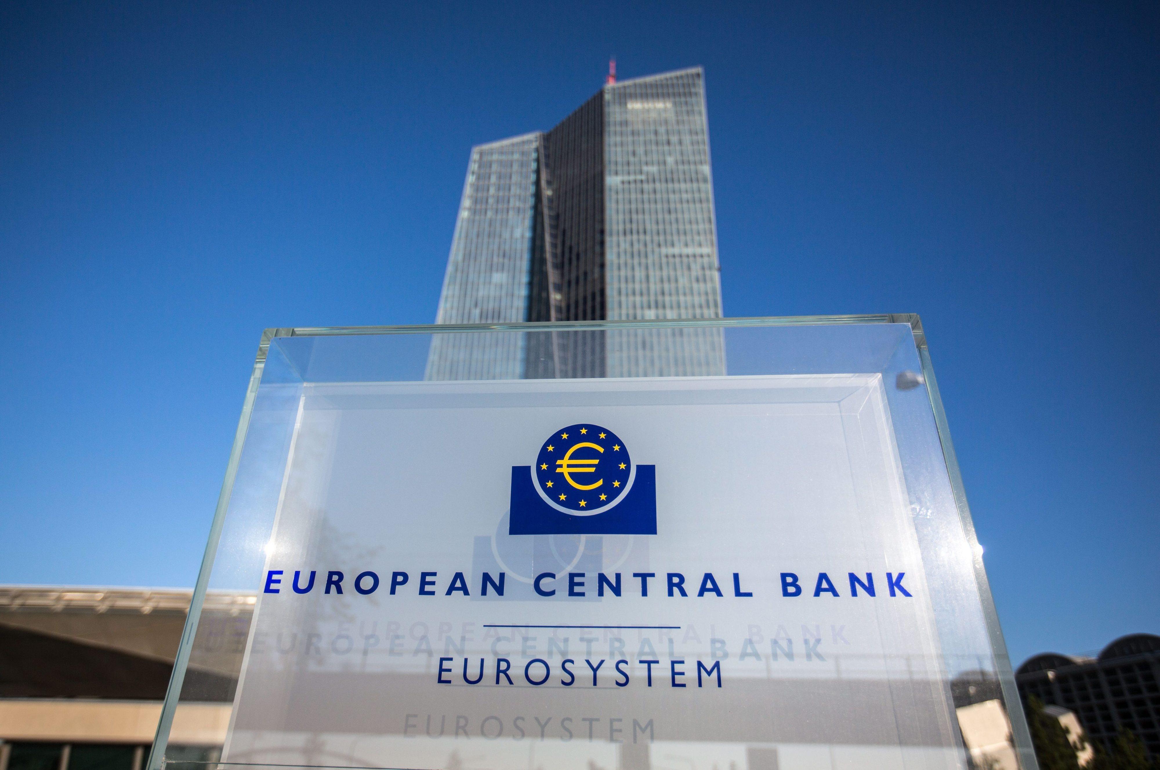 BCE mantém taxas de juro e ritmo de compra de dívida