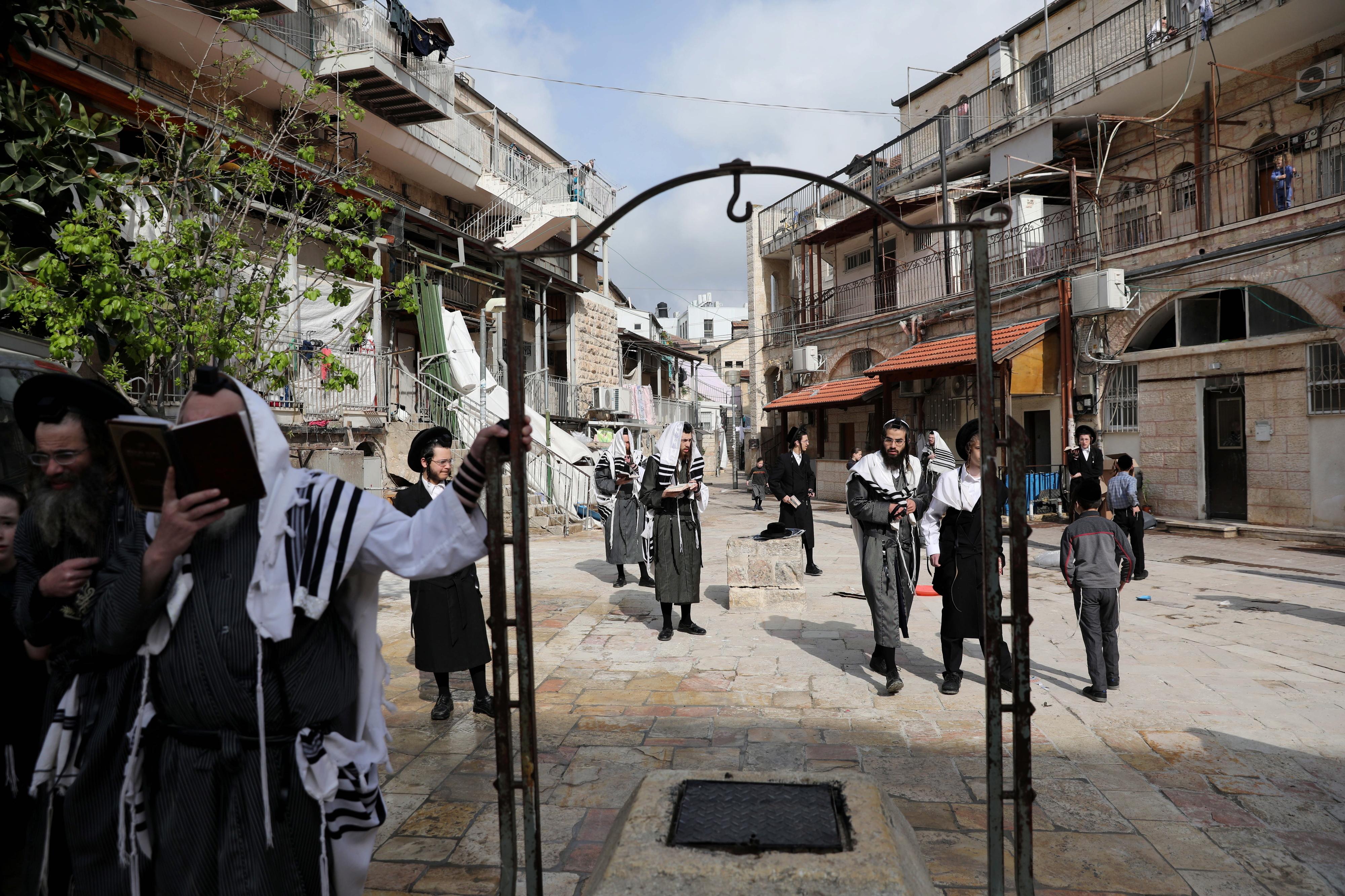 Israel decreta isolamento e recolher obrigatório durante Páscoa judaica