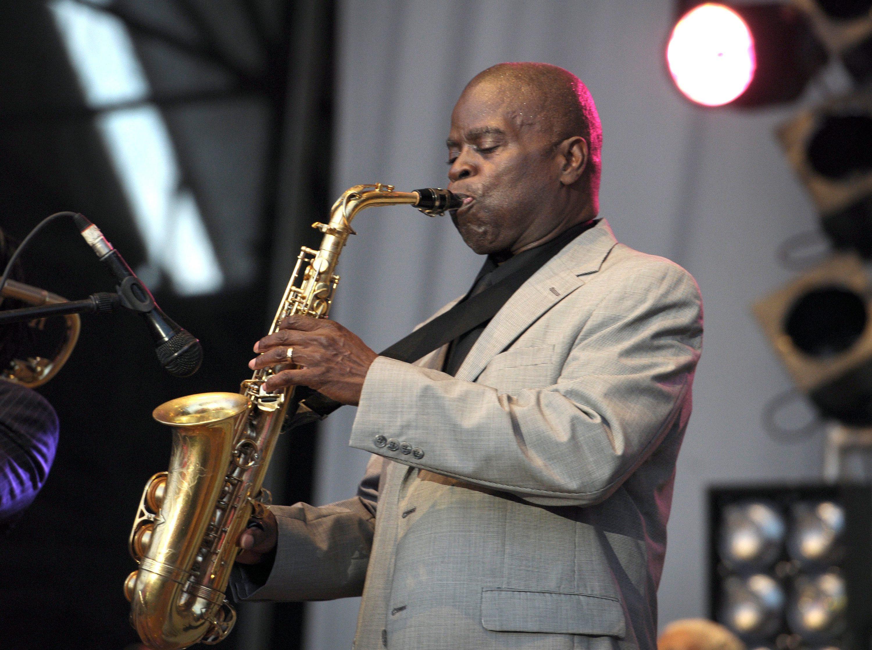 Saxofonista norte-americano Maceo Parker atua em julho no festival cooljazz