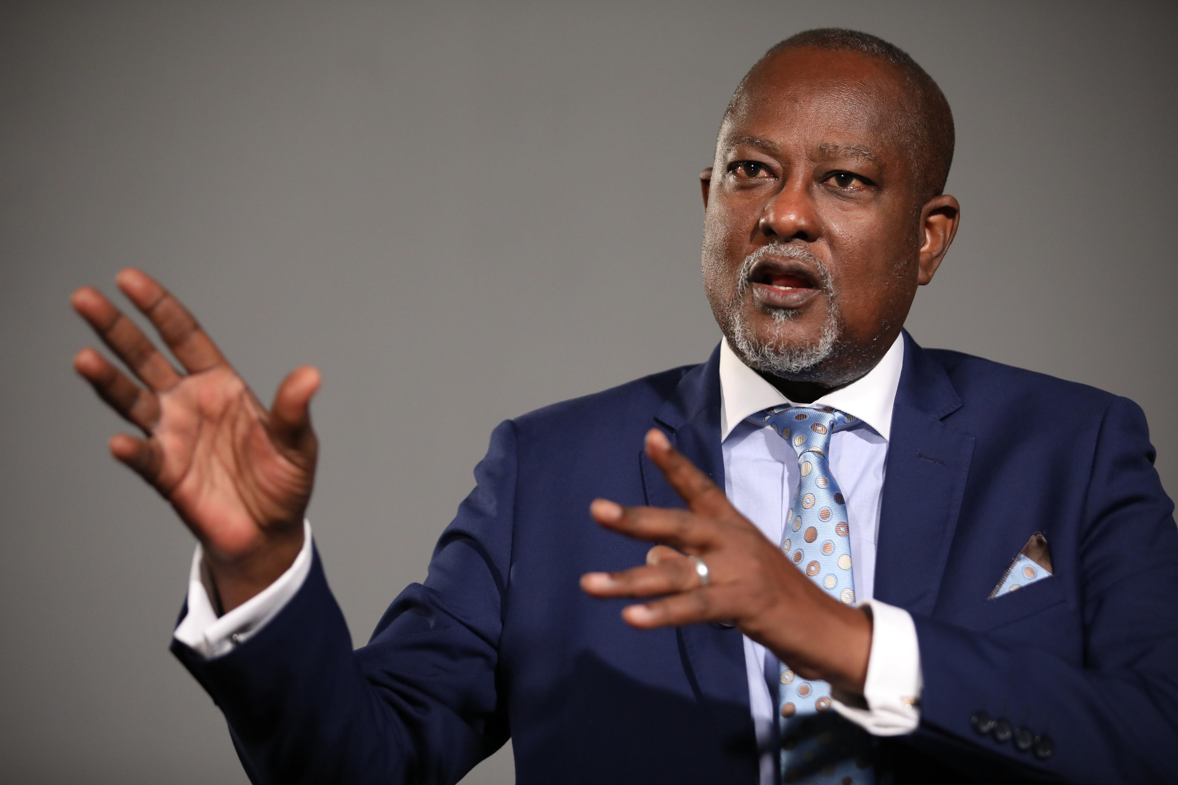 """Ministro guineense não se demite porque partido não faz """"política de cadeira vazia"""""""