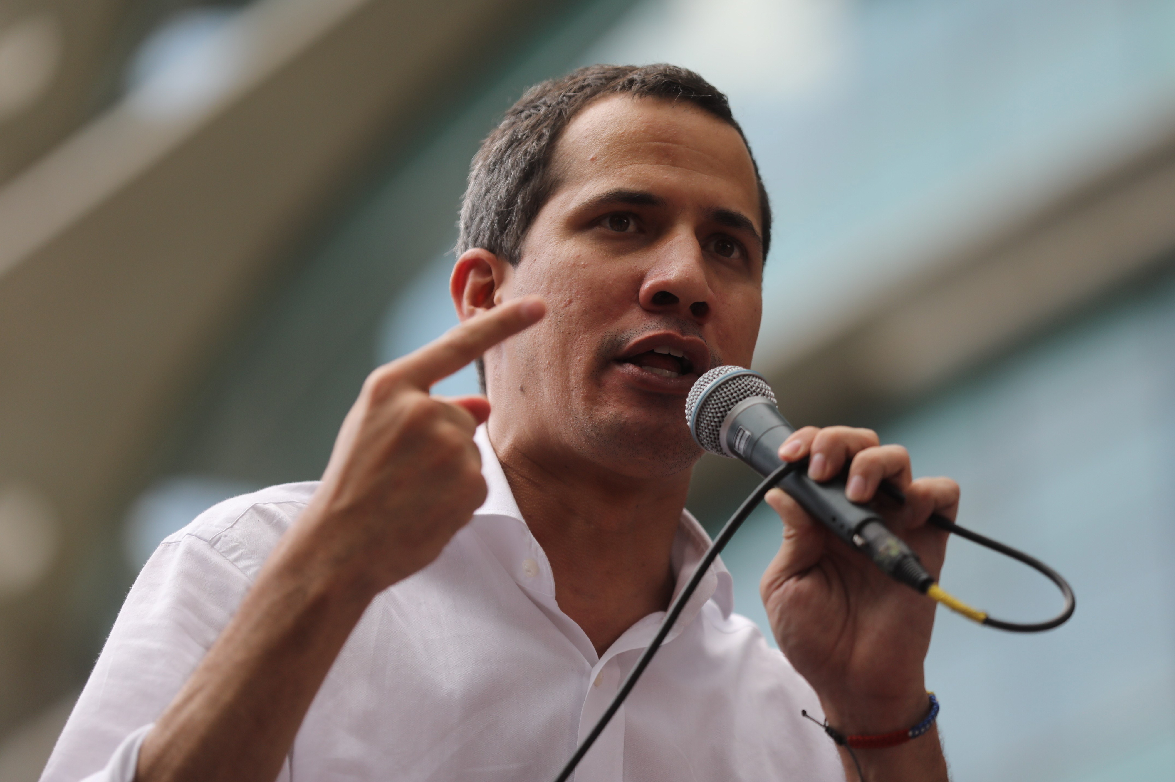 Guaidó insiste que solução para a crise na Venezuela passa por cumprir objetivos que propôs ao país