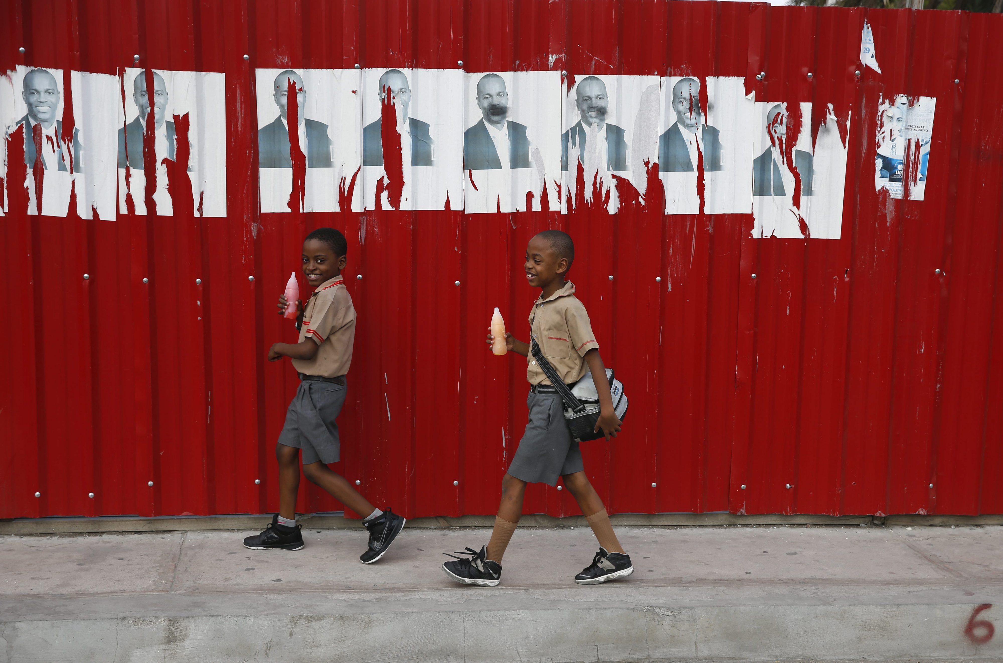 Haiti mantém eleições presidenciais no domingo apesar das incertezas