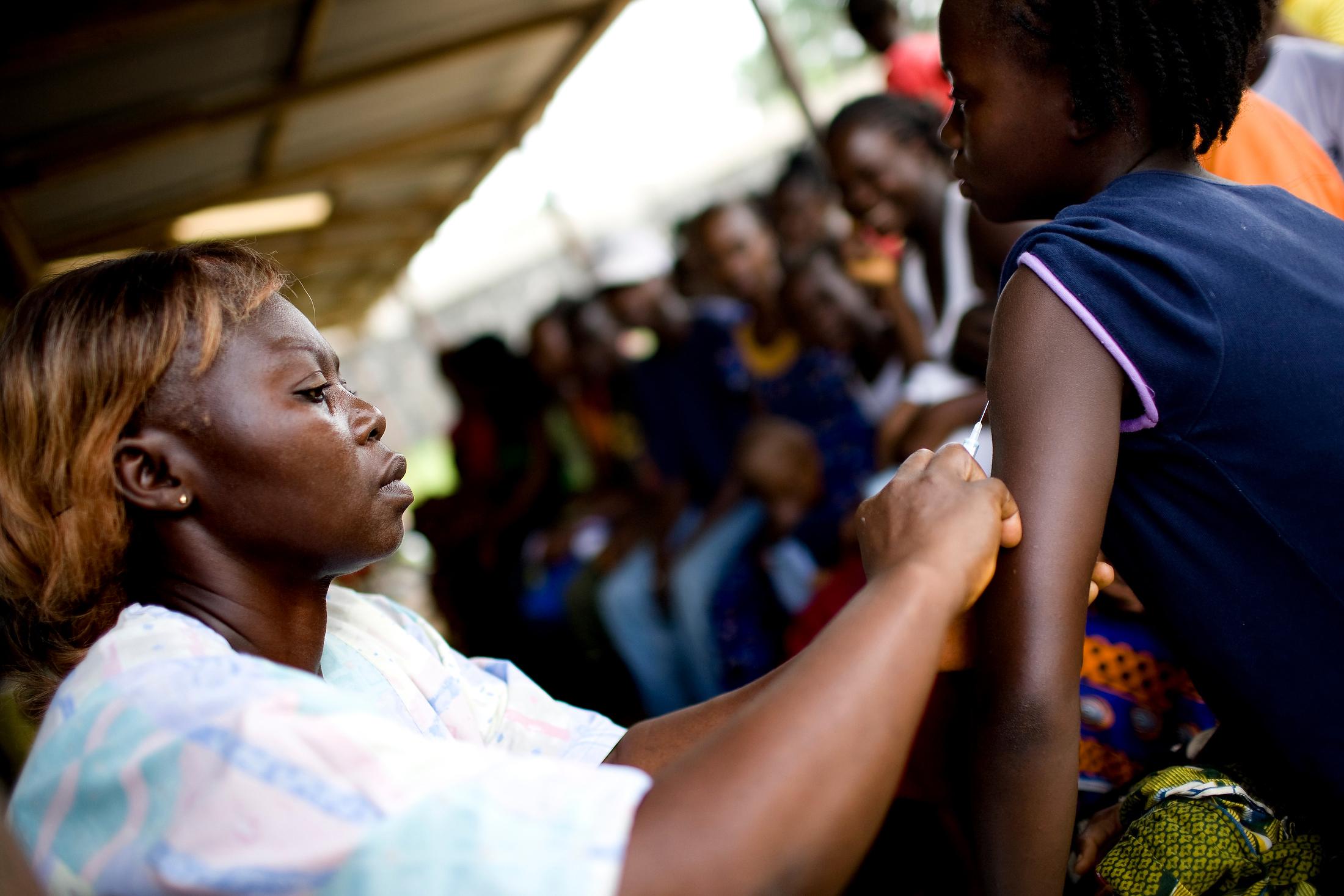 Mortes por sarampo diminuíram 85% graças à vacinação