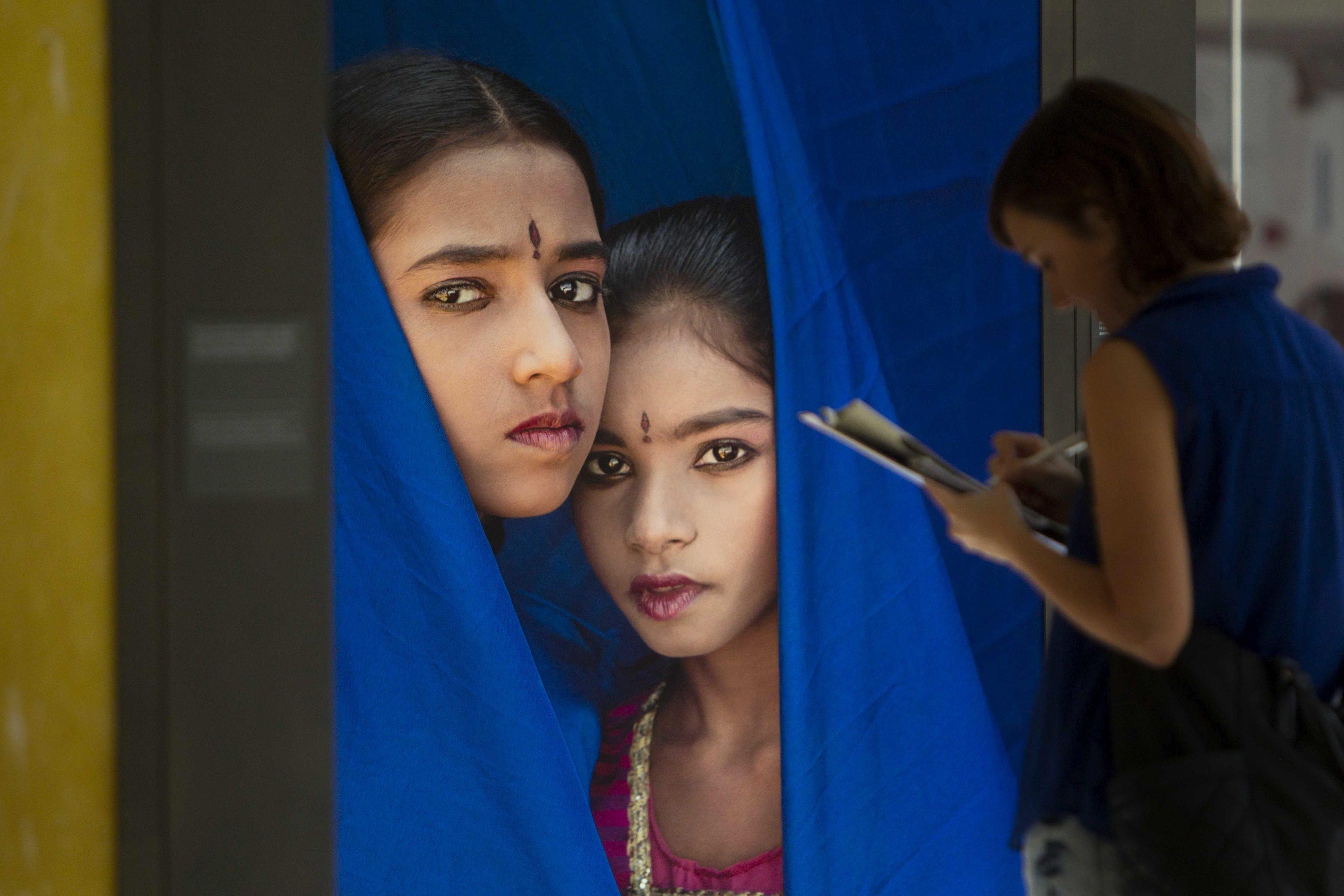 Fotógrafa García Rodero retrata realidade feminina da Índia em exposição em Aveiro