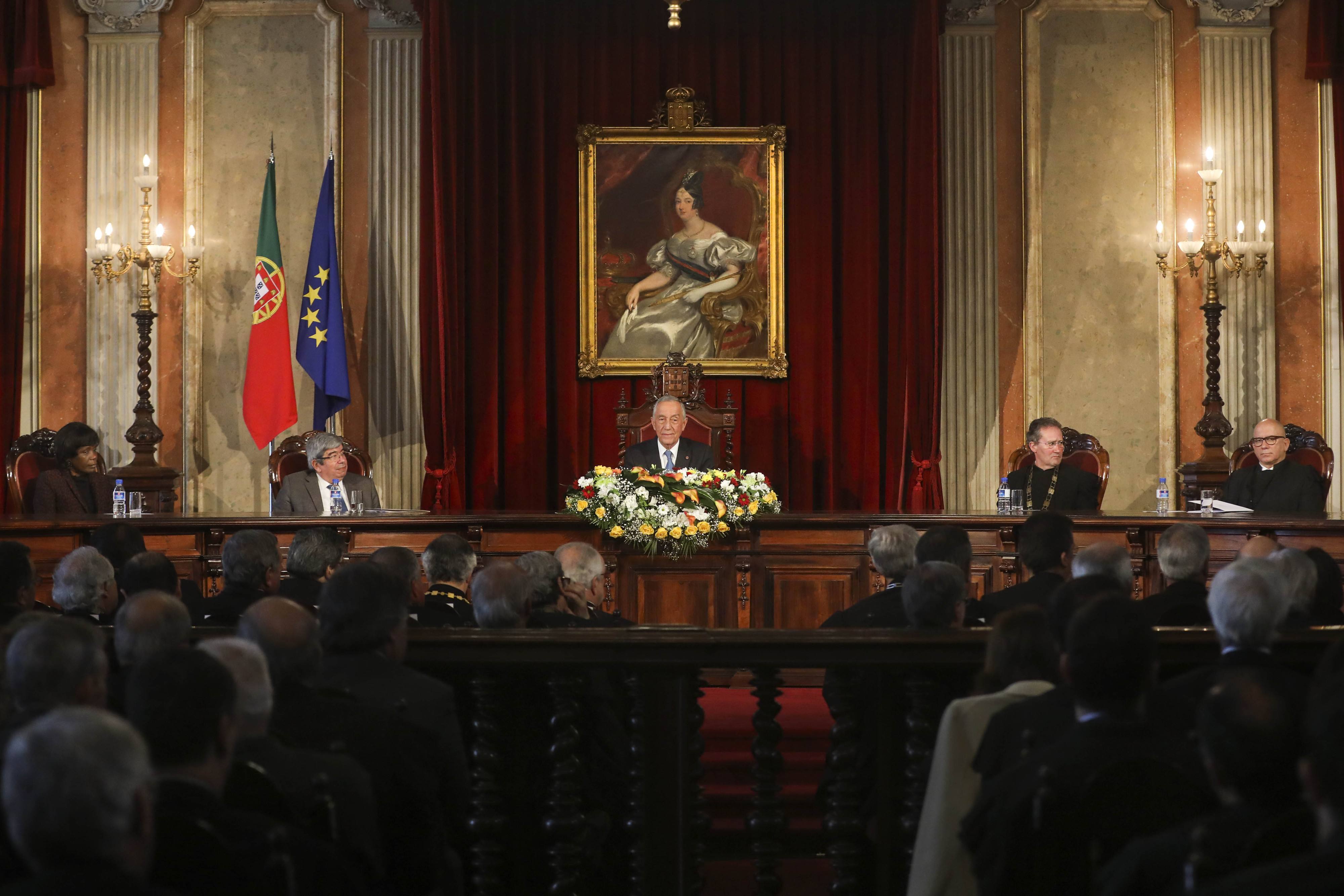 Marcelo rebelo de Sousa pede convergências sobre Estatuto dos Magistrados Judiciais