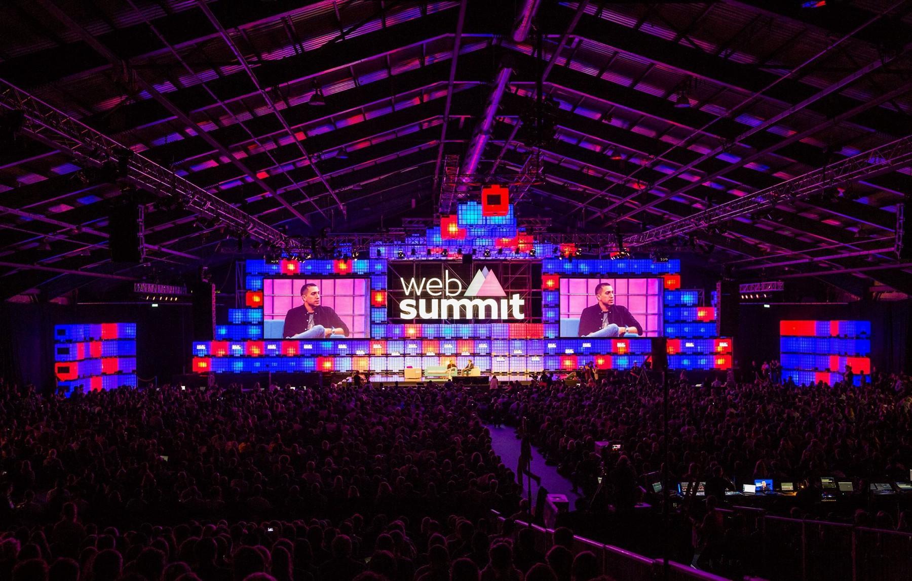 Como orientar-se no Web Summit? O seu melhor amigo é uma app