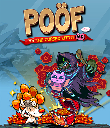 Poof vs The Cursed Kitty! cover