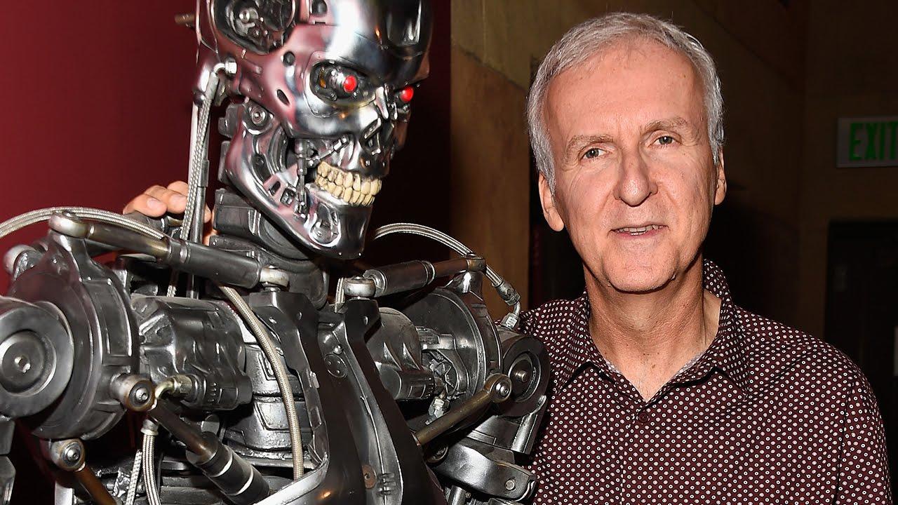 """James Cameron e realizador de """"Deadpool"""" vão ressuscitar """"Exterminador Implacável"""""""