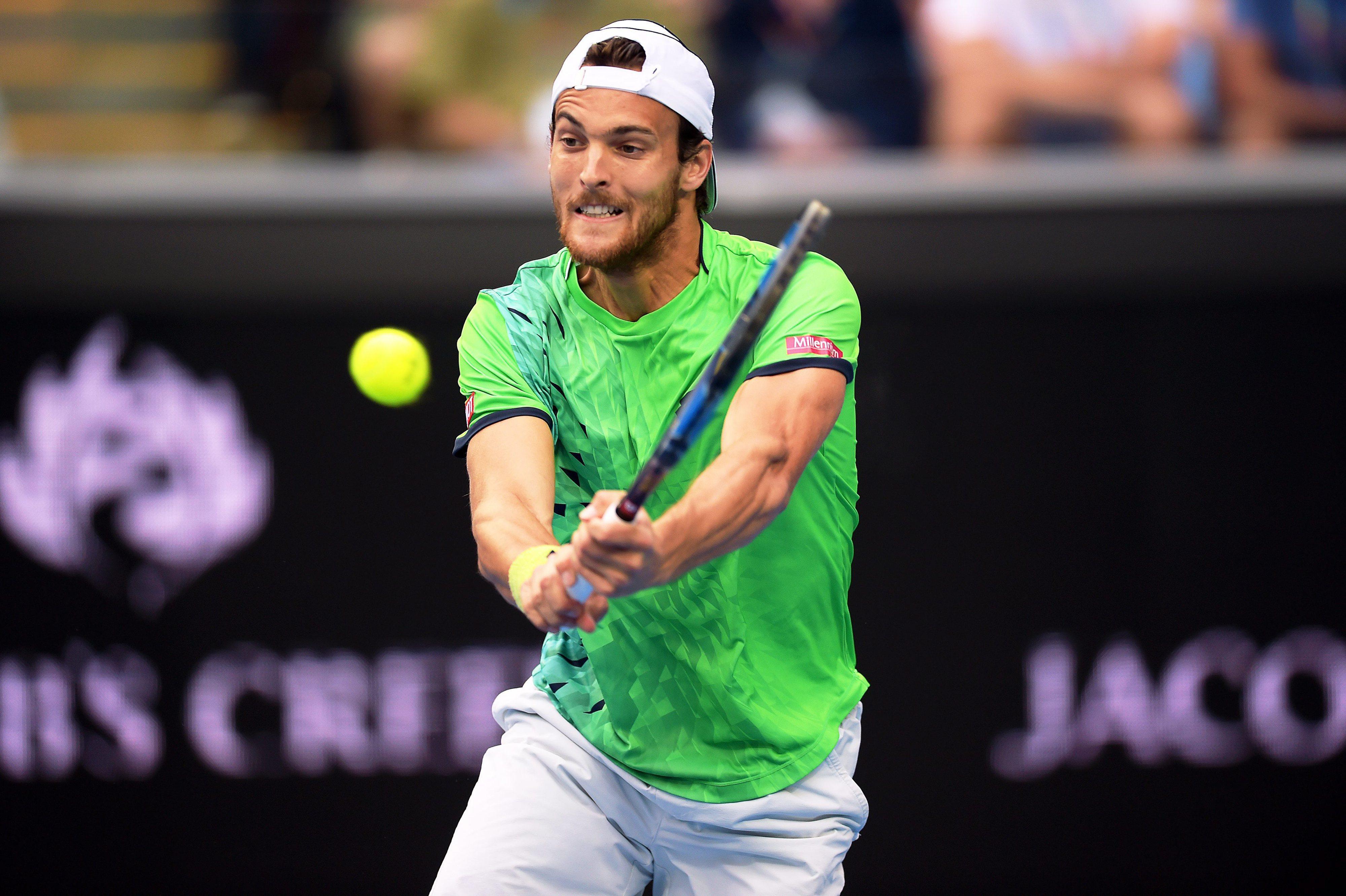 João Sousa mantém 33.º lugar no 'ranking' mundial de ténis