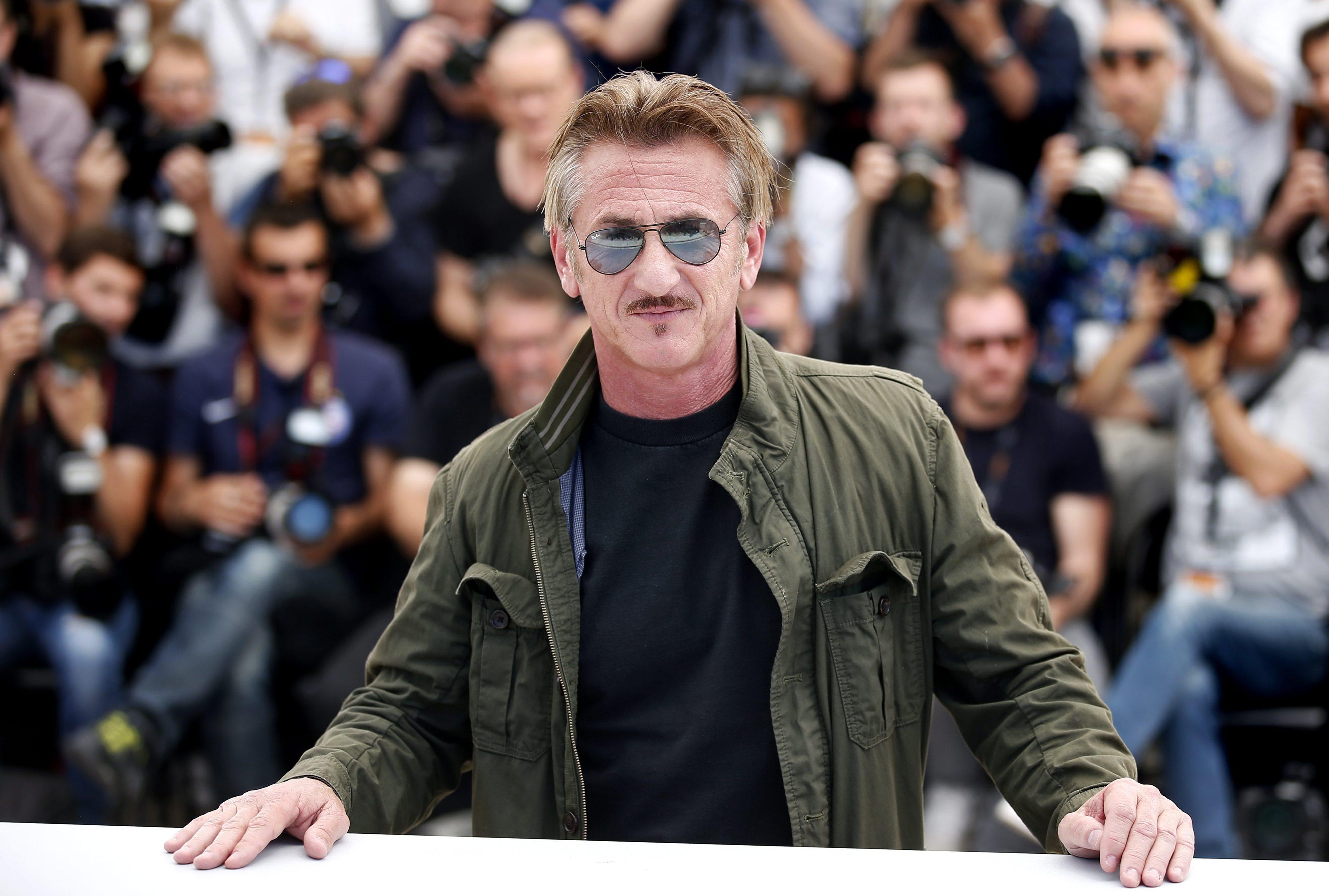 Sean Penn já não gosta de ser ator e explica o que se passa