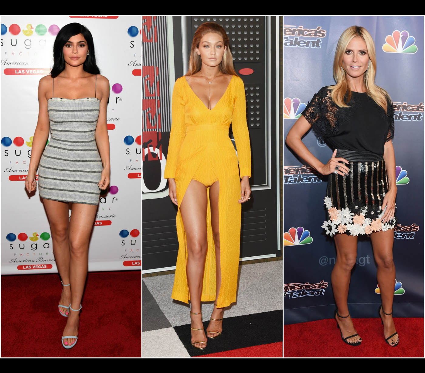 Saiba quem são as donas dos maiores pés de Hollywood