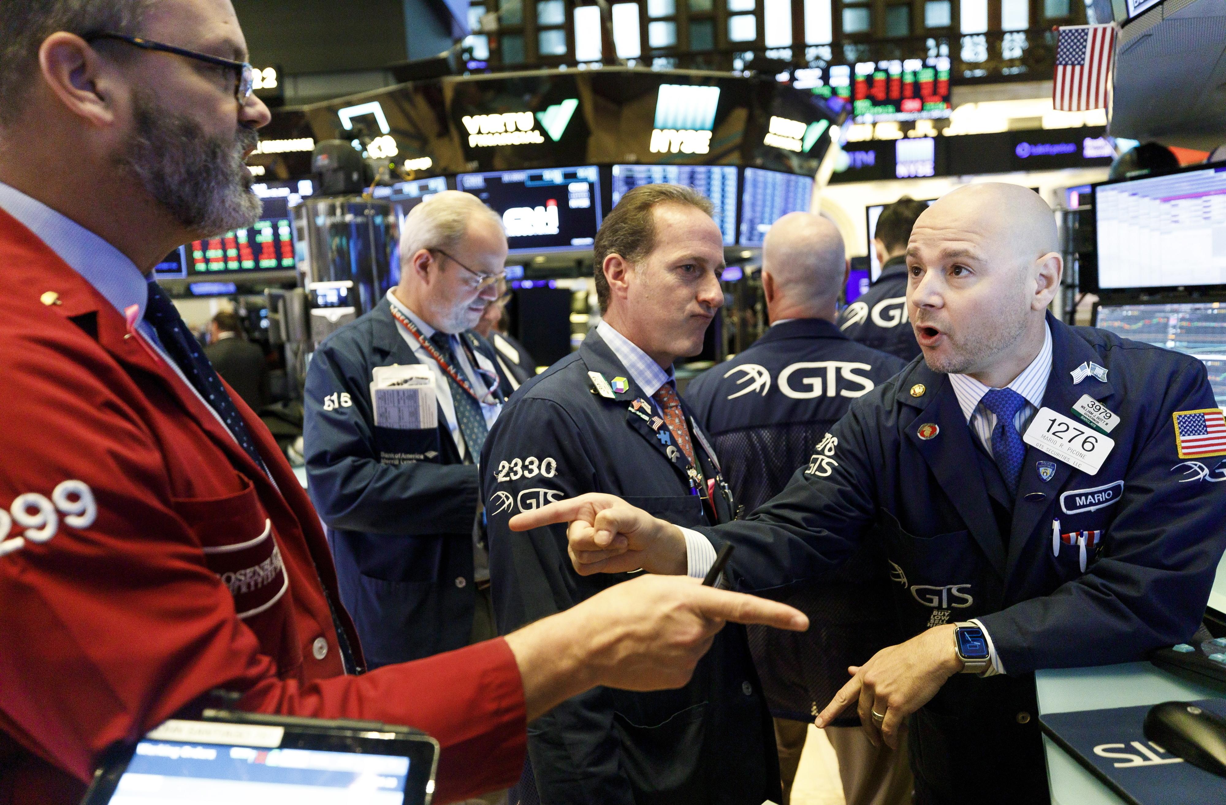 Wall Street recupera após três sessões em queda