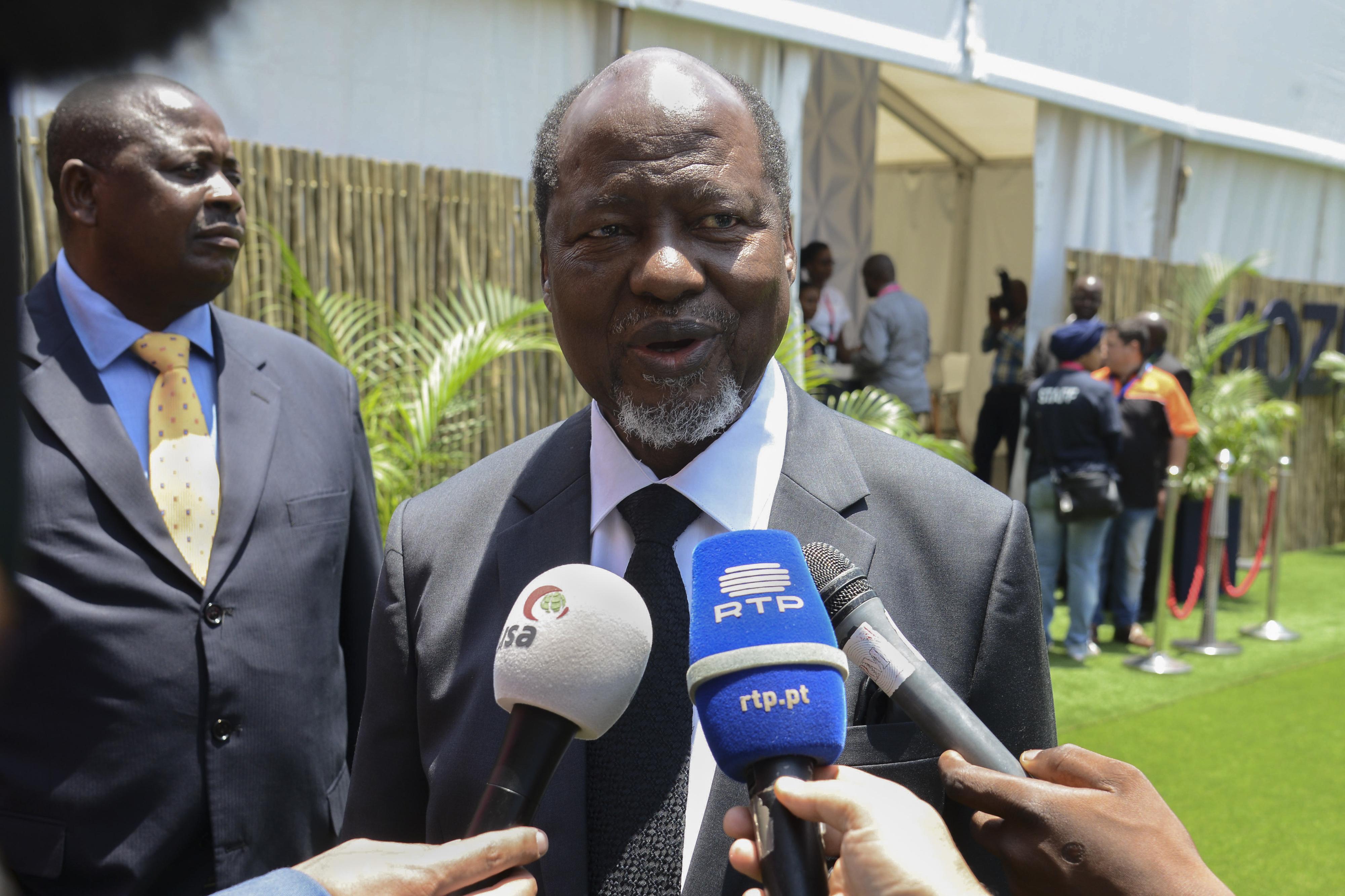 Contestações internas na Renamo não ameaçam eleições gerais de outubro em Moçambique, diz Chissano