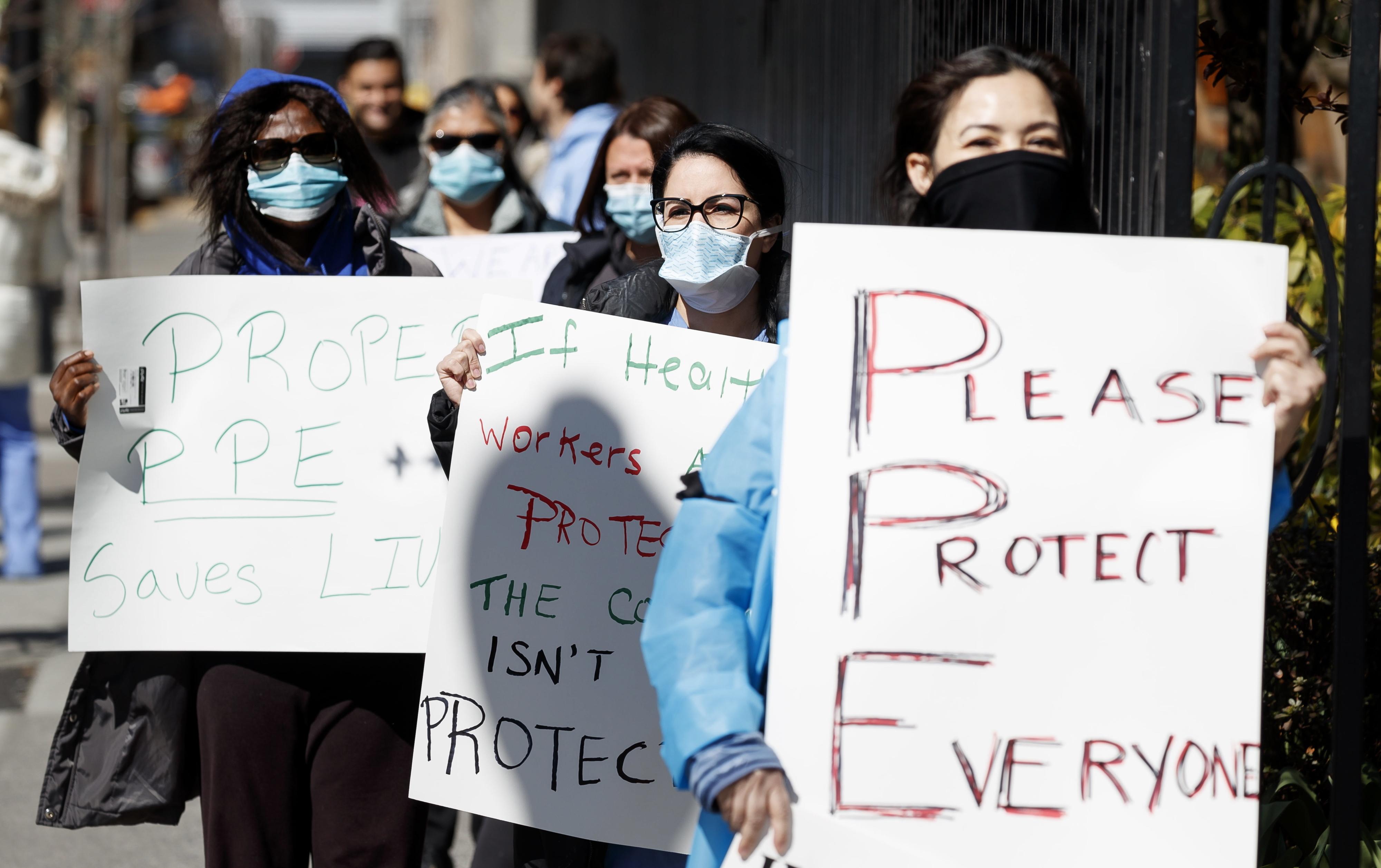 Número de infetados no continente americano triplicou em sete dias