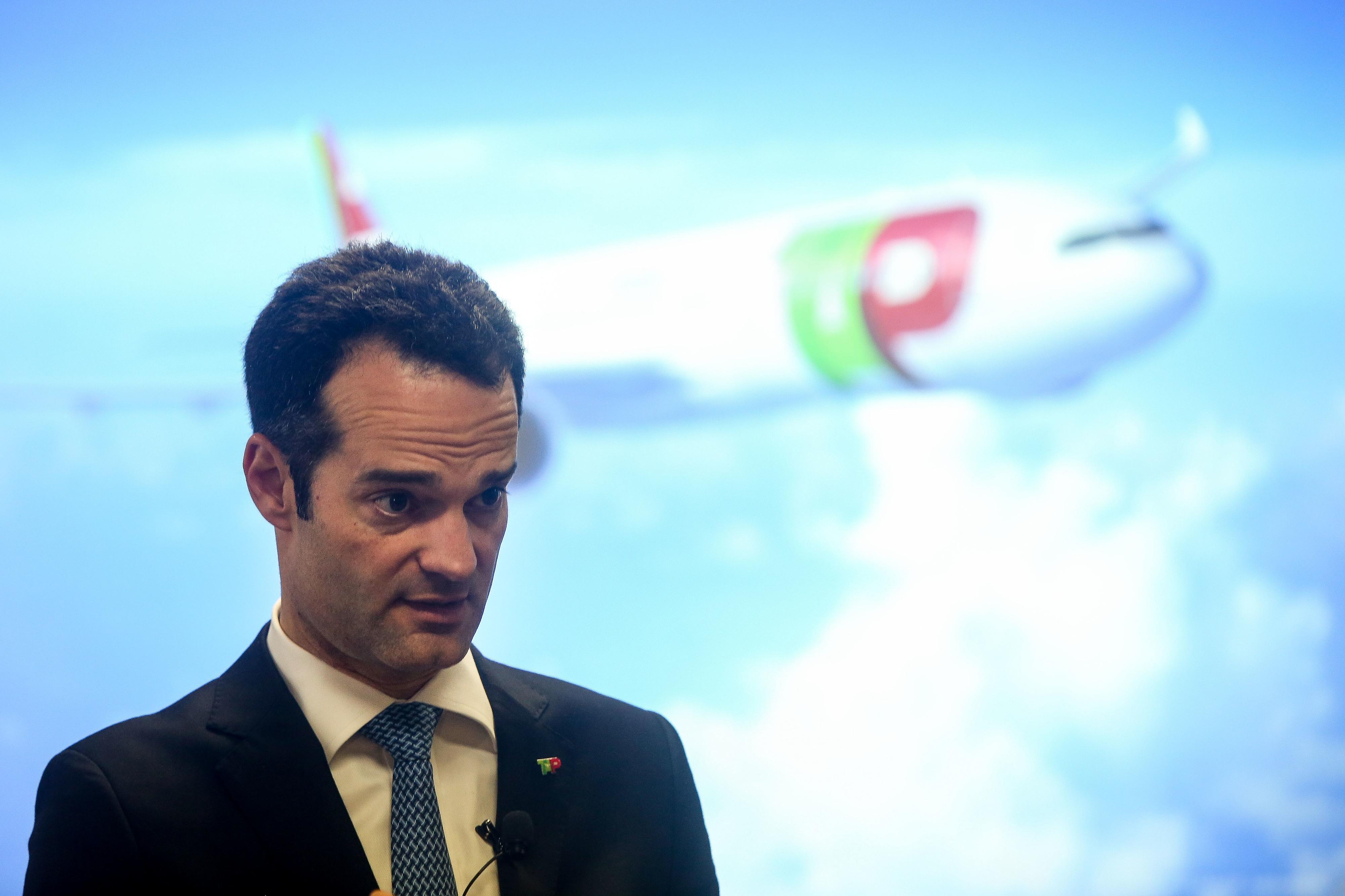 "Presidente executivo da TAP garante que há clima de ""paz social muito grande"""
