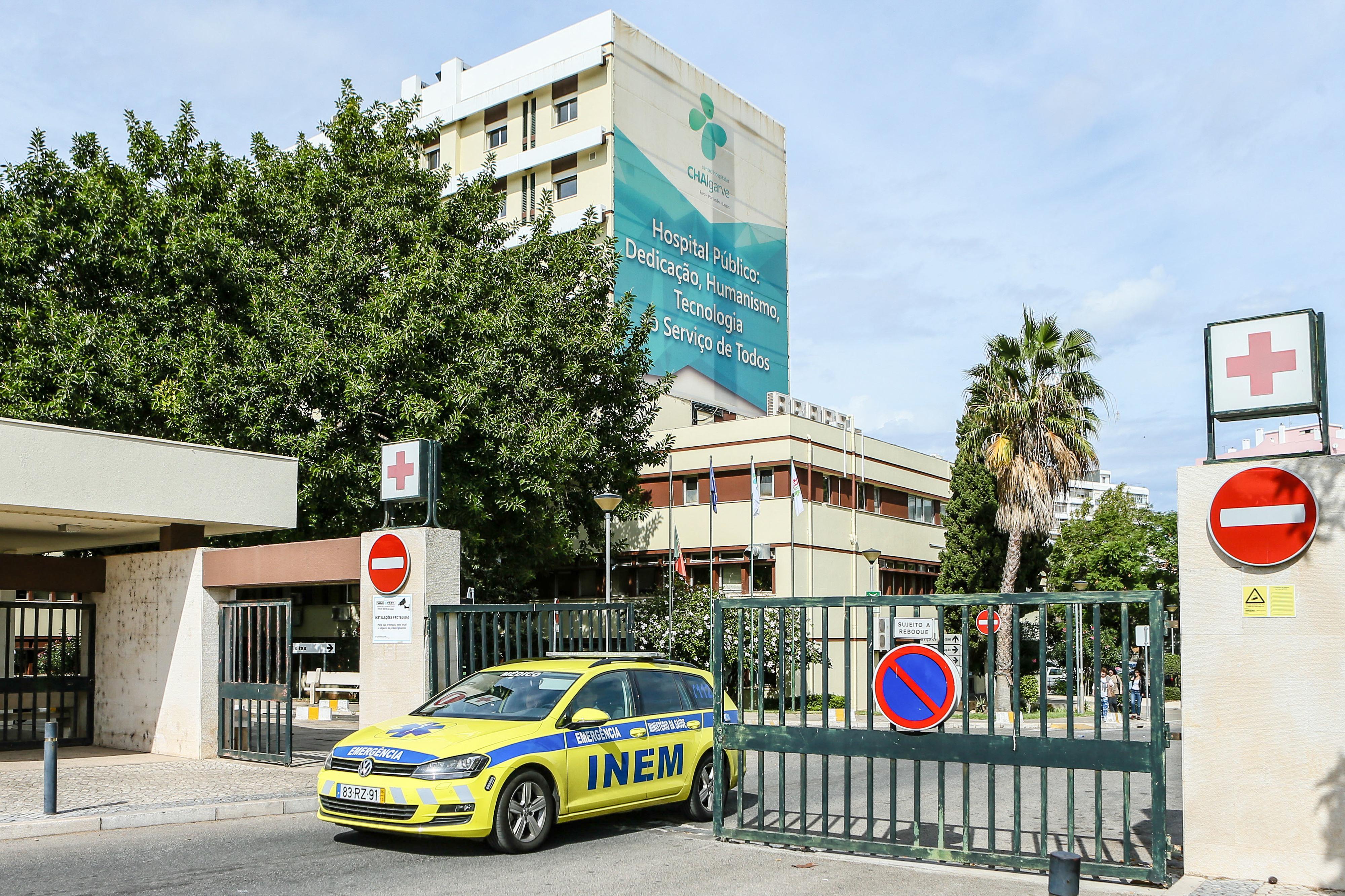 Urgência de Cirurgia assegurada nos hospitais de Faro e Portimão - administração