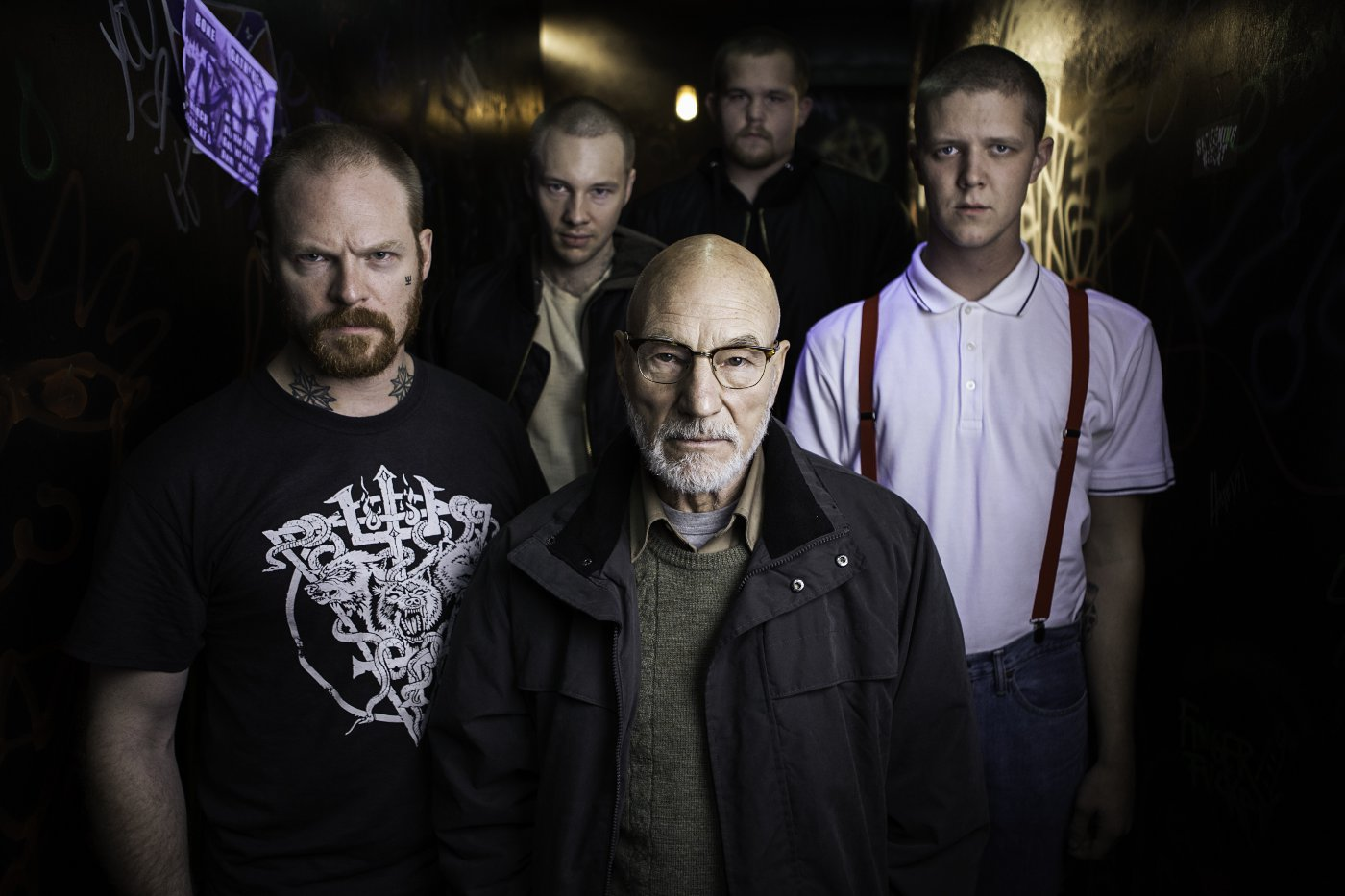 "Neonazis, punks e traficantes: A receita do caos segundo ""Green Room"""