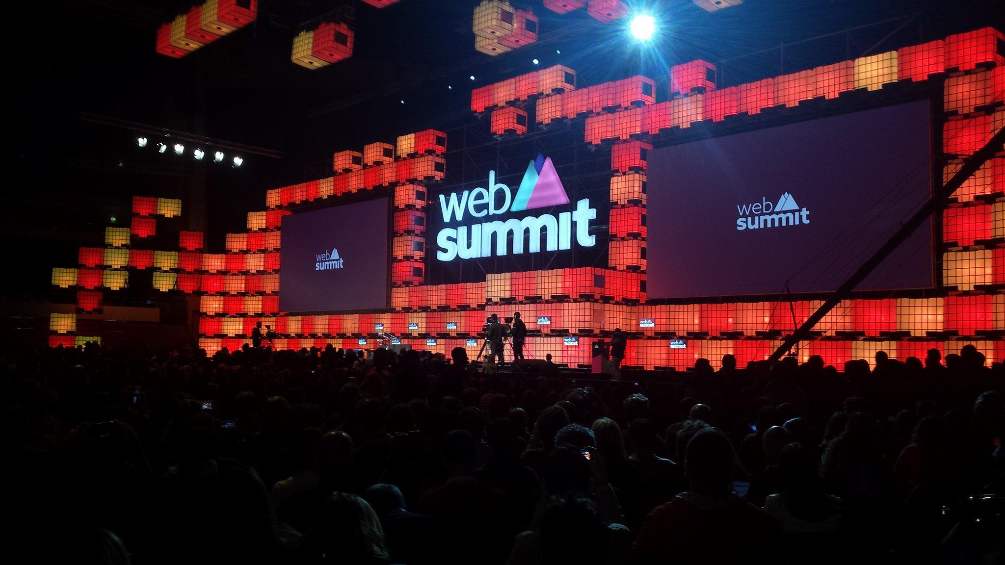 Bilhetes para o Web Summit 2017 a metade do preço