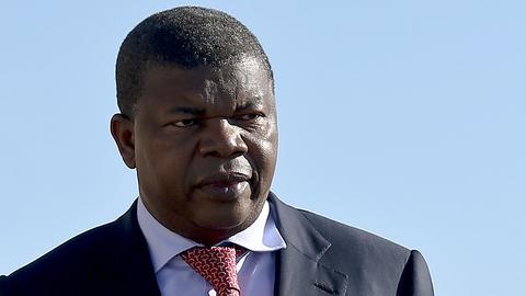 Ministro da Defesa de Angola João Lourenço
