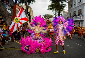 Carnaval 2016 Desfile no Mindelo