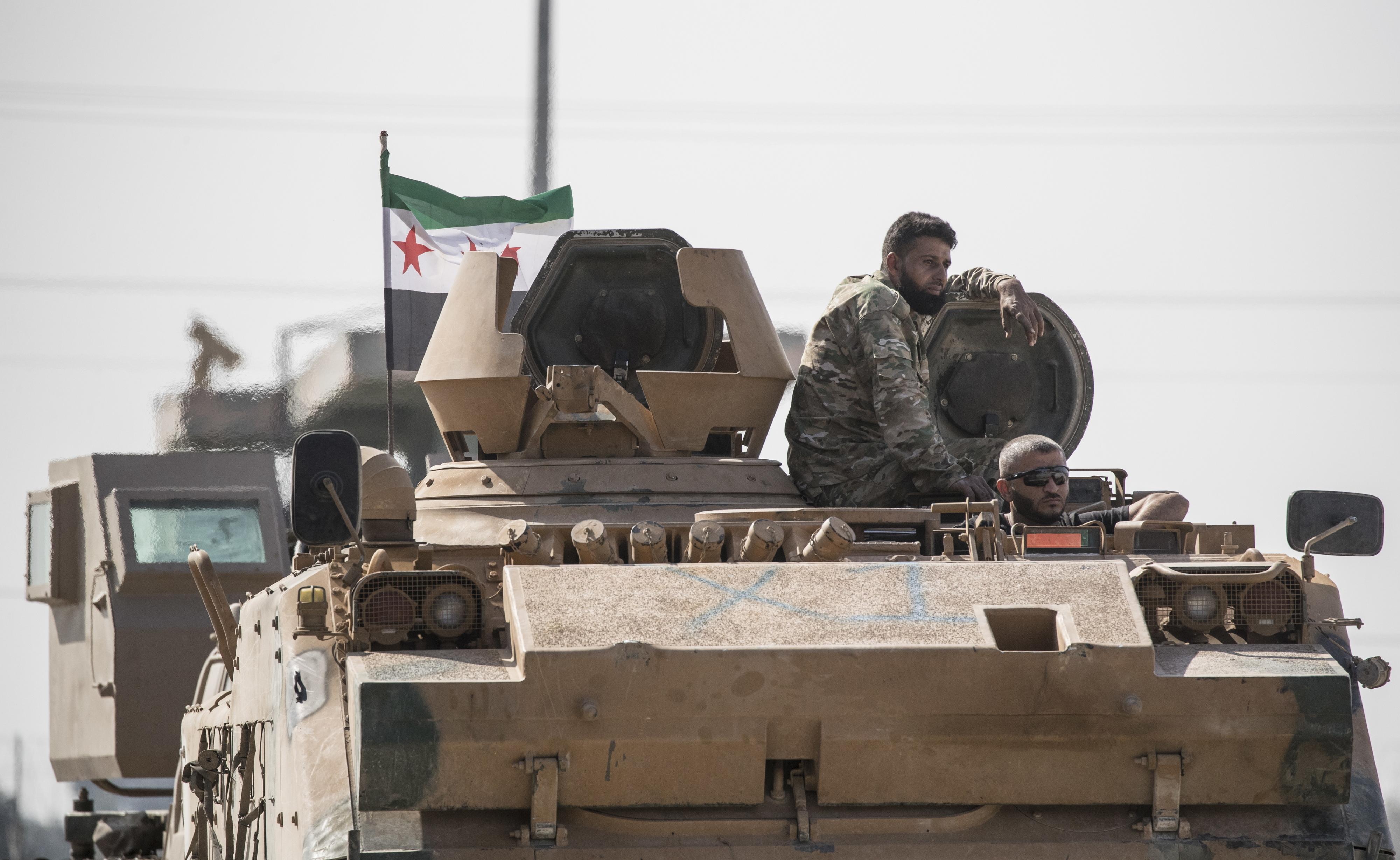 Termina hoje cessar-fogo na Síria acordado entre Turquia e Estados Unidos