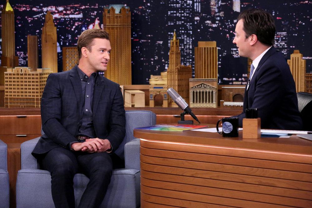 """Justin Timberlake """"não fazia ideia"""" que tirar selfie era ilegal"""