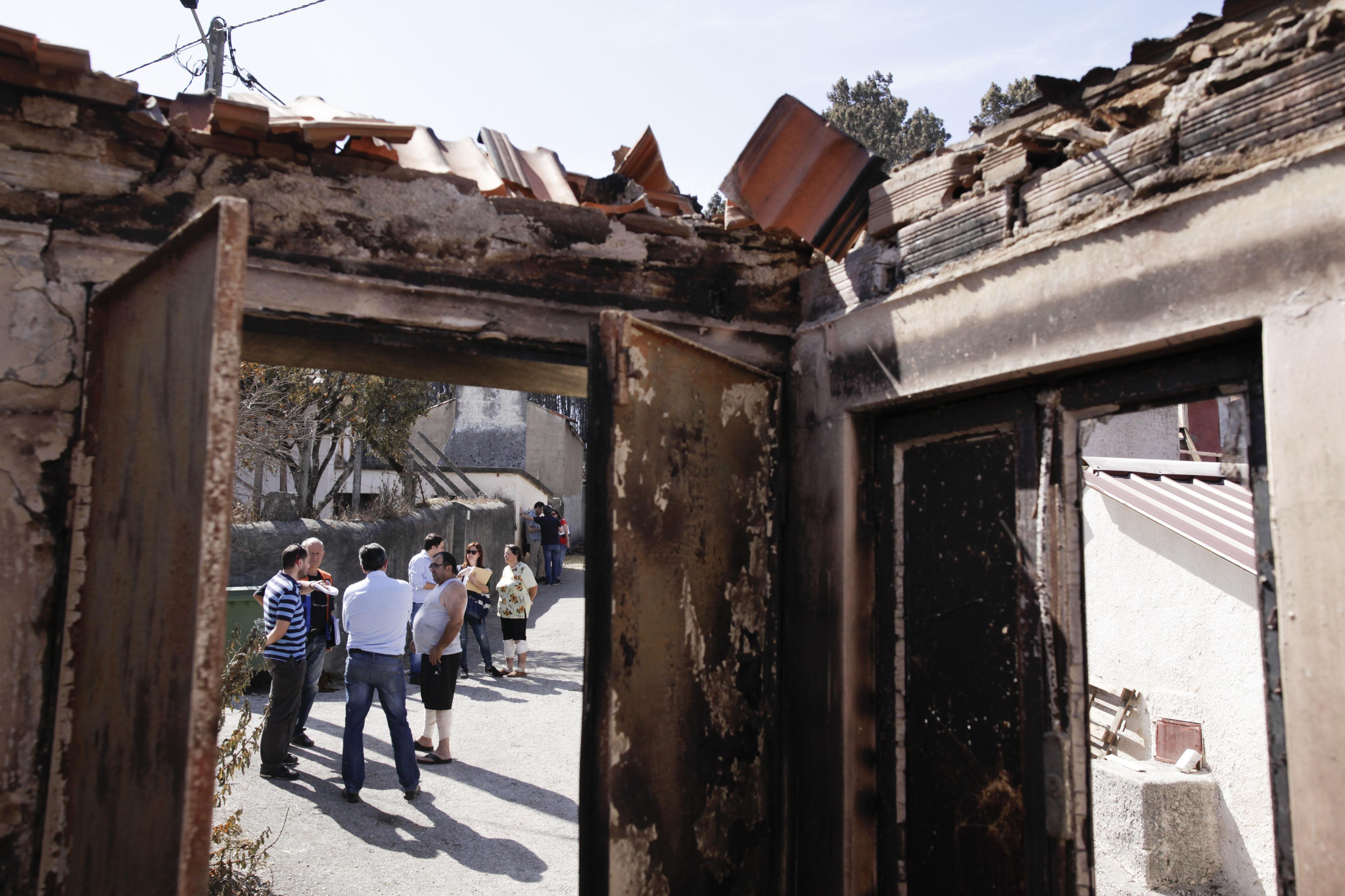 Fundo de apoio para áreas afetadas pelos incêndios irá ter verbas públicas e privadas