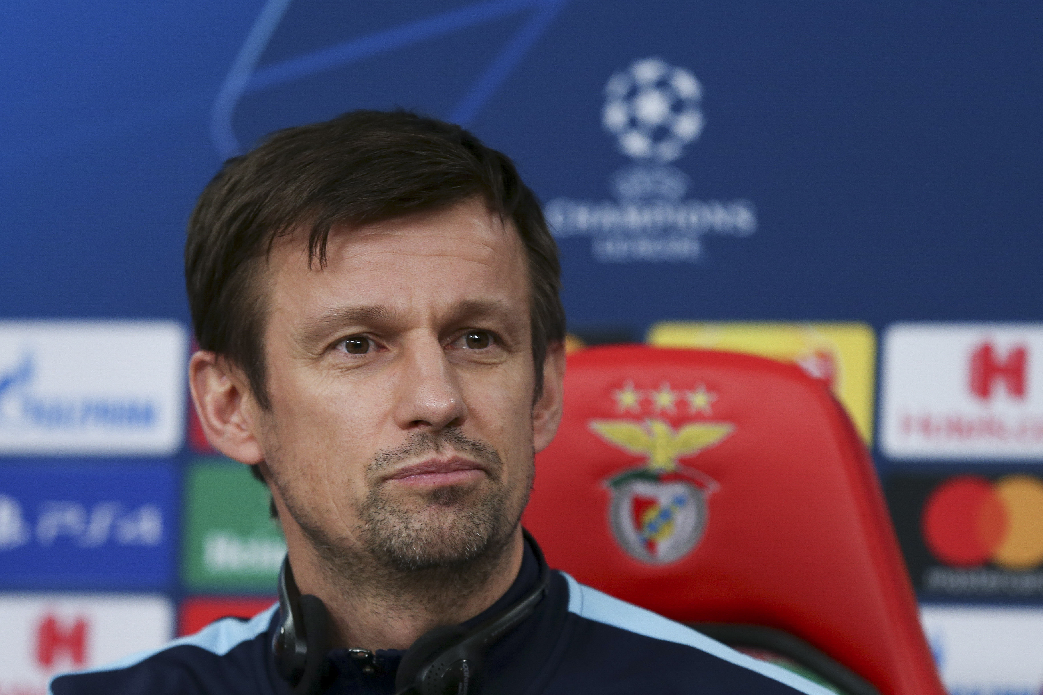 Zenit quer vencer Benfica para agarrar um lugar nos 'oitavos' da 'Champions'