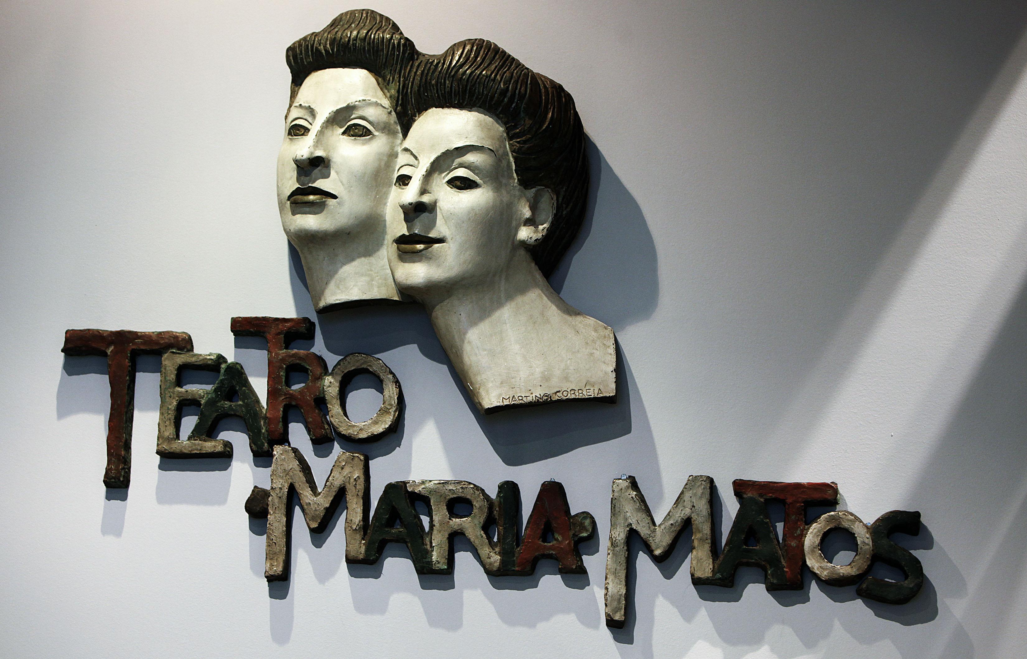 Teatro Maria Matos em Lisboa cumpre hoje 50 anos mas está de portas fechadas