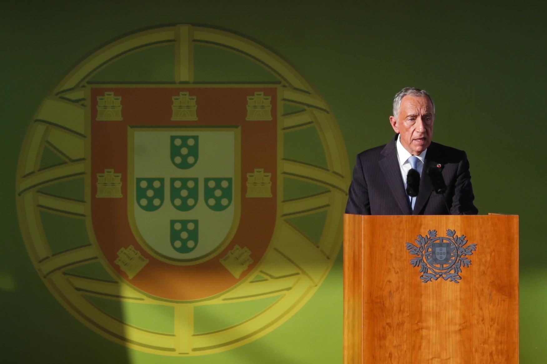 Parlamento aprova viagem de Marcelo a São Tomé de 28 de janeiro a 02 de fevereiro