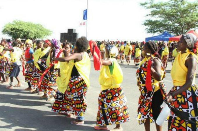 carnaval da Huila