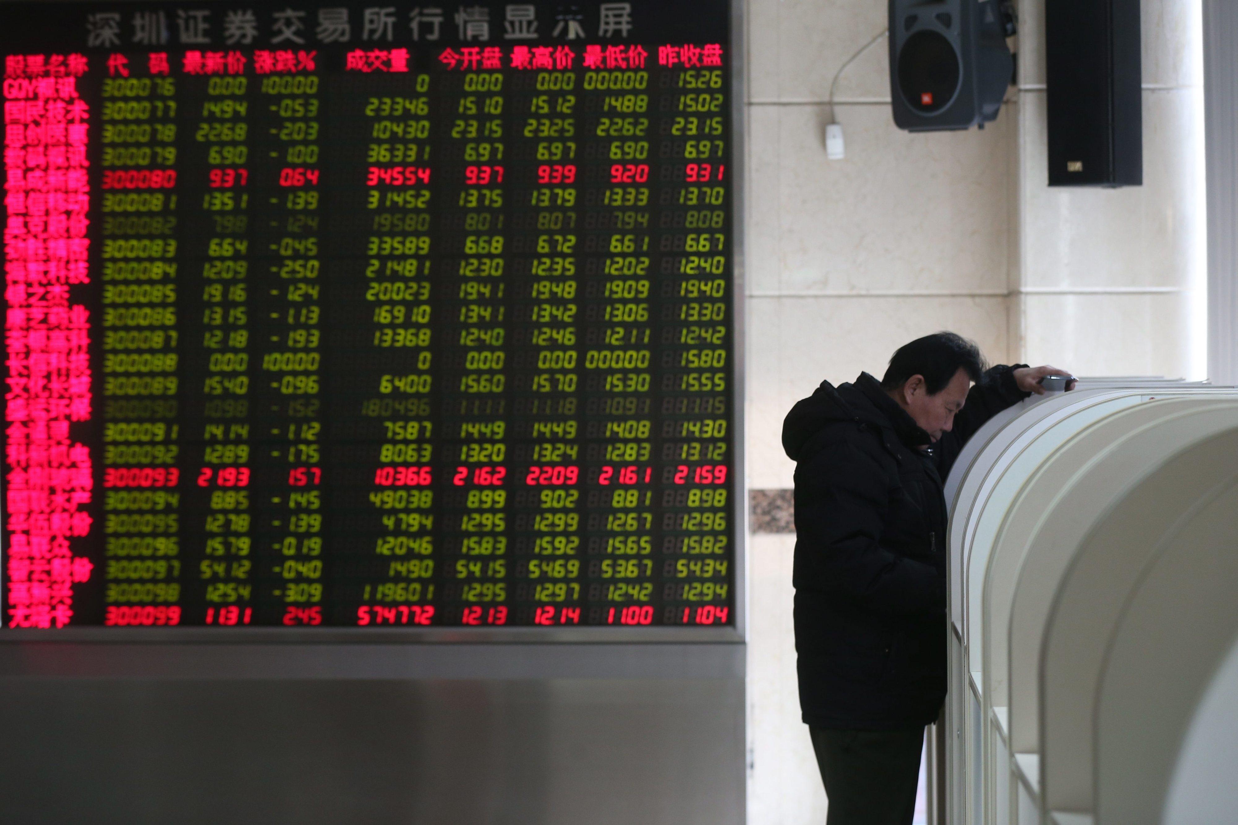 Bolsa de Xangai abre a subir 0,2%