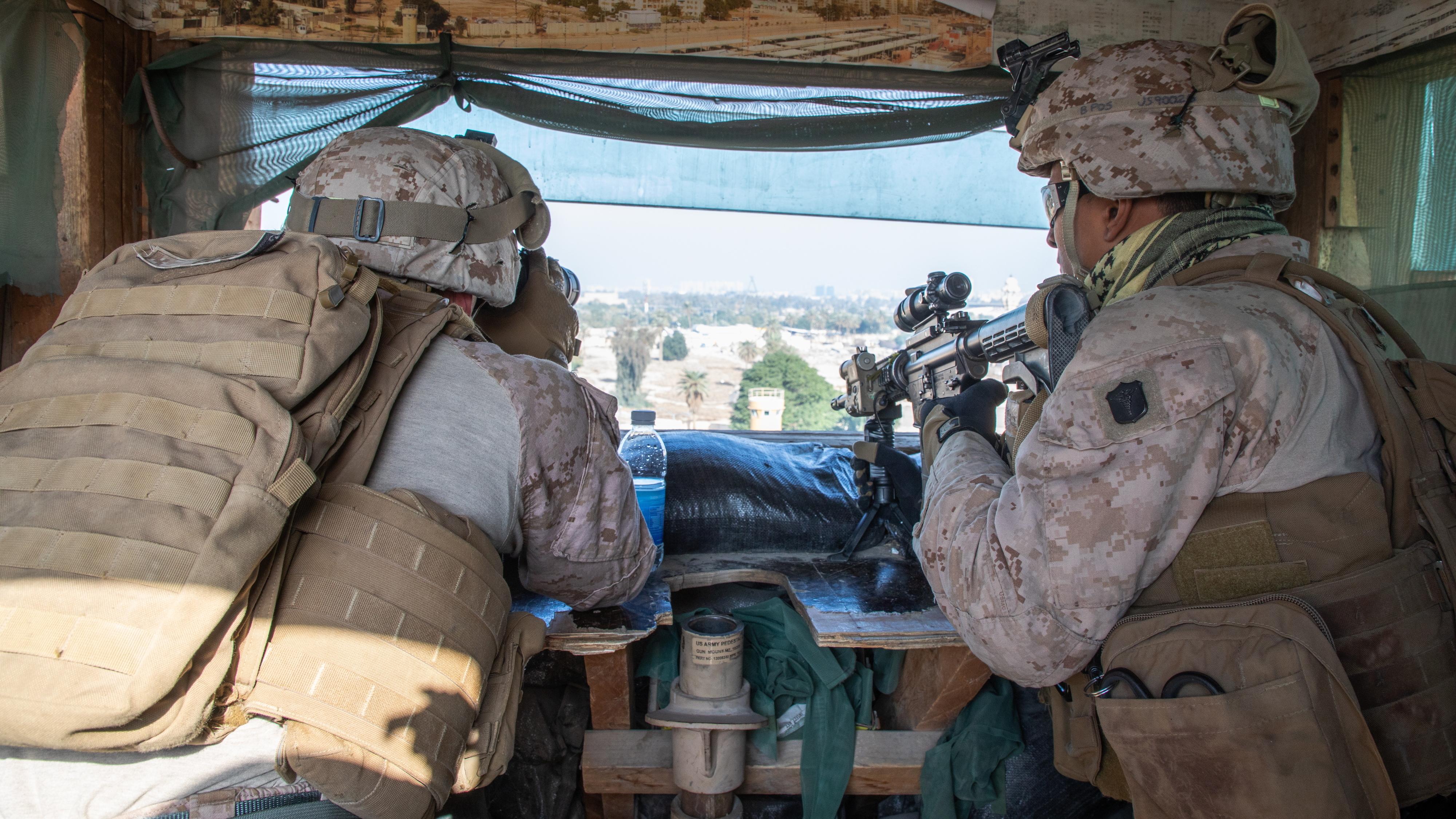 Três granadas-foguete atingem embaixada dos EUA no Iraque sem causar feridos