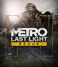 Metro Last Light Redux cover