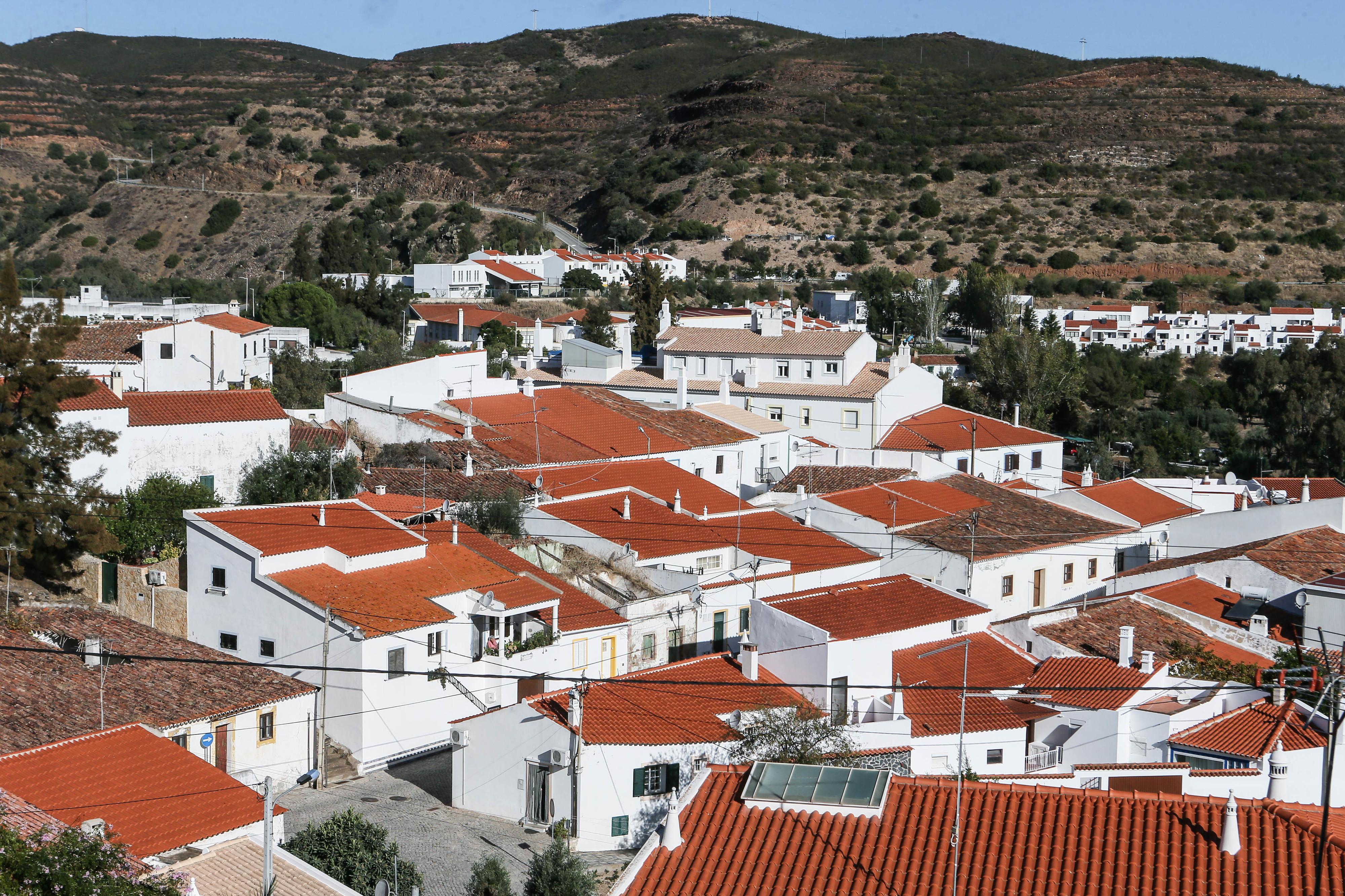 Concelho de Alcoutim (Algarve) em risco máximo de incêndio