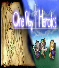 One Way Heroics cover