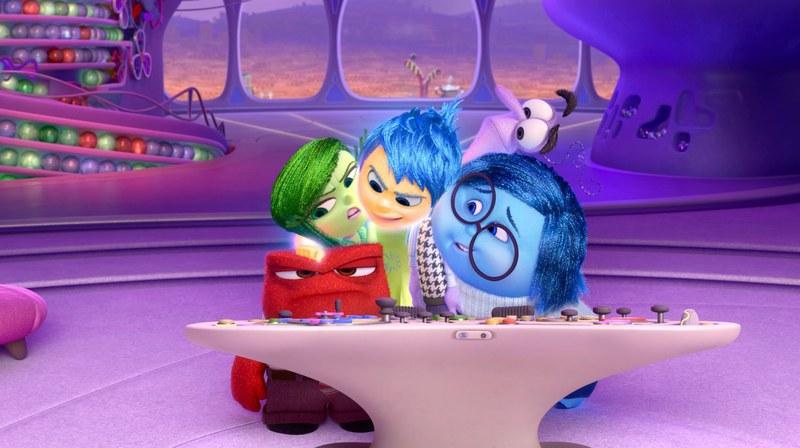 e-Cinema: Por dentro das mentes da Pixar em «Divertida-mente (Inside Out)»