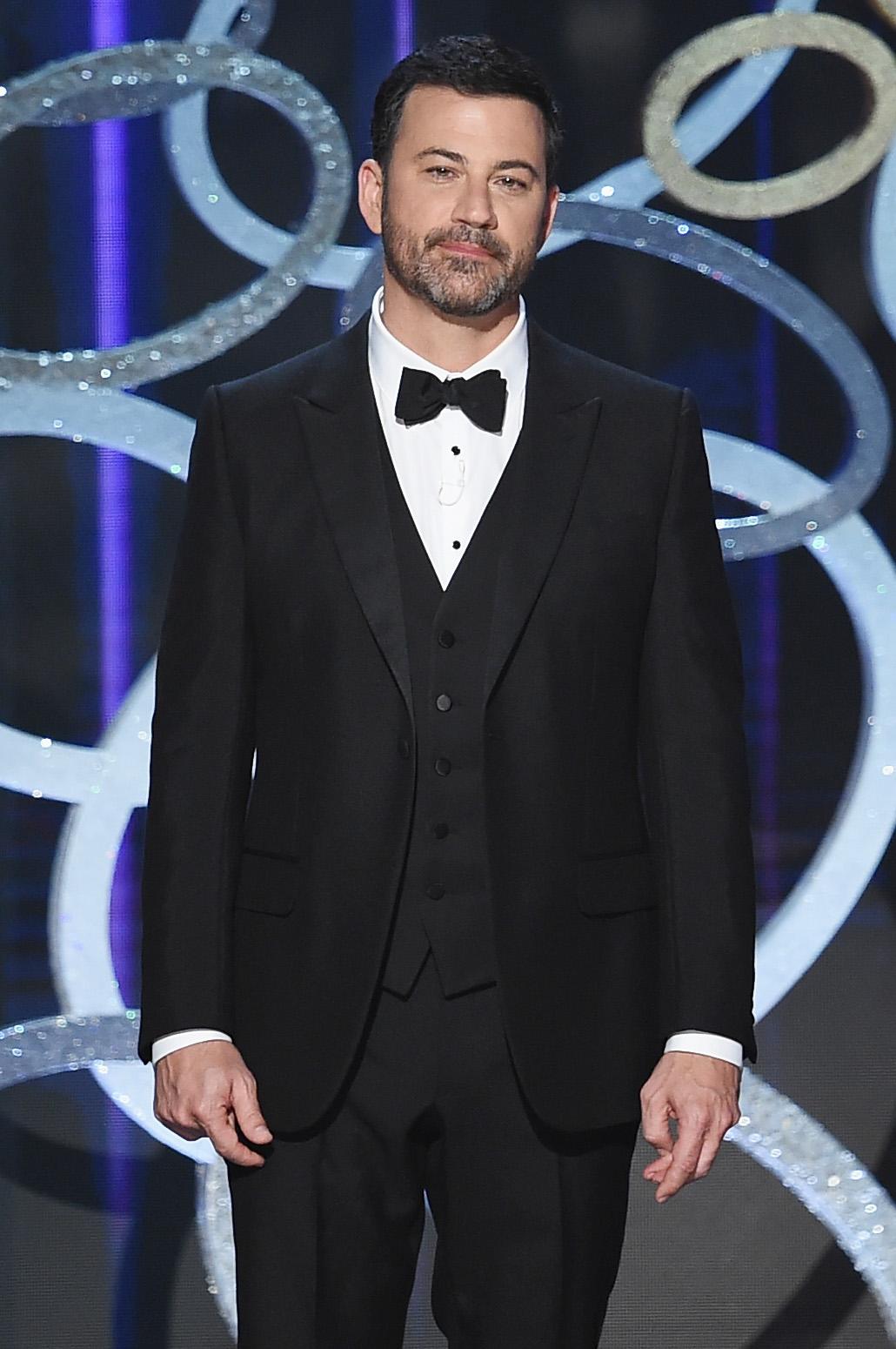 Óscares sob pressão para escolherem Jimmy Kimmel como anfitrião